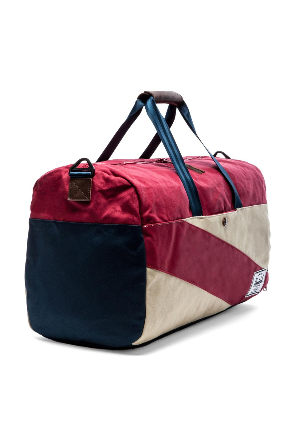 d55fe9ad75 Lyst - Herschel Supply Co. Studio Collection Lonsdale Duffle in Blue