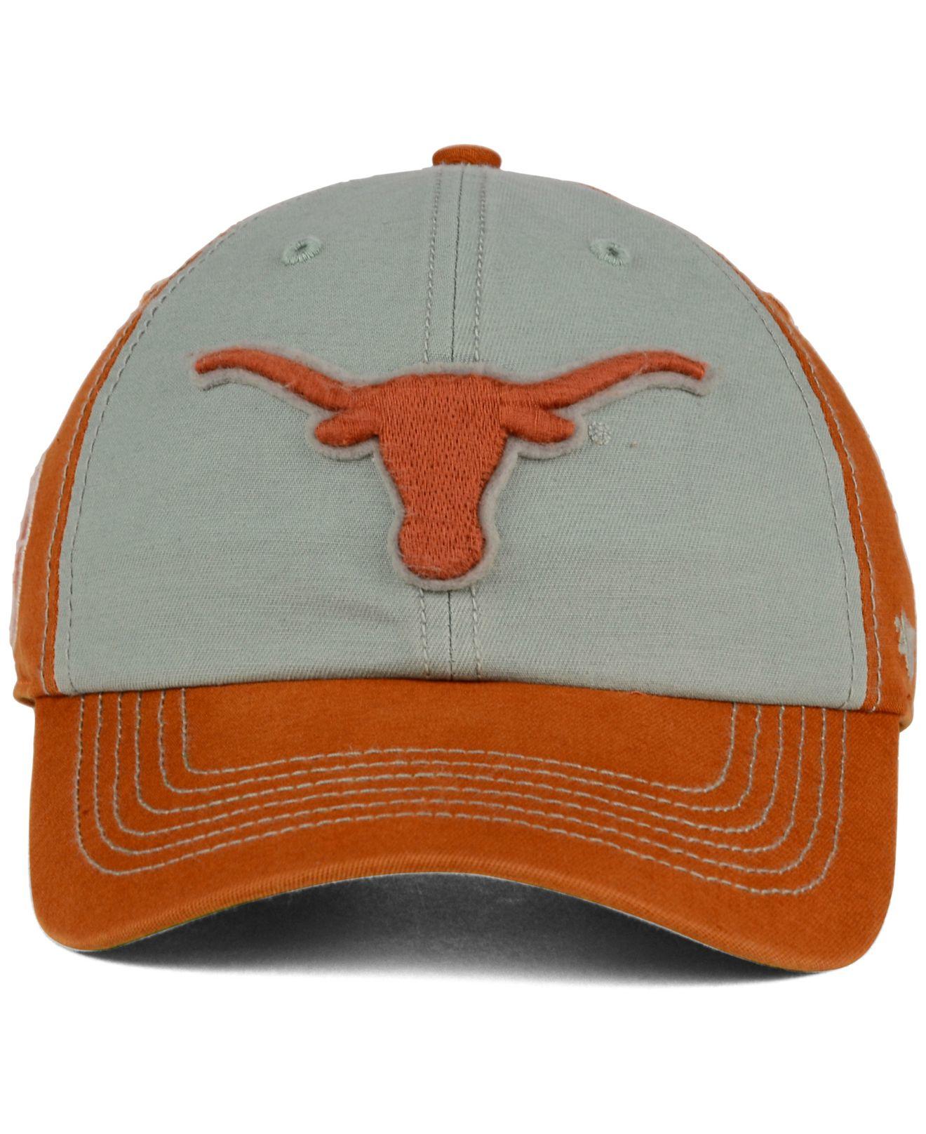 31b064ddbf4a8 Lyst - 47 Brand Texas Longhorns Mcgraw Clean Up Cap in Orange for Men