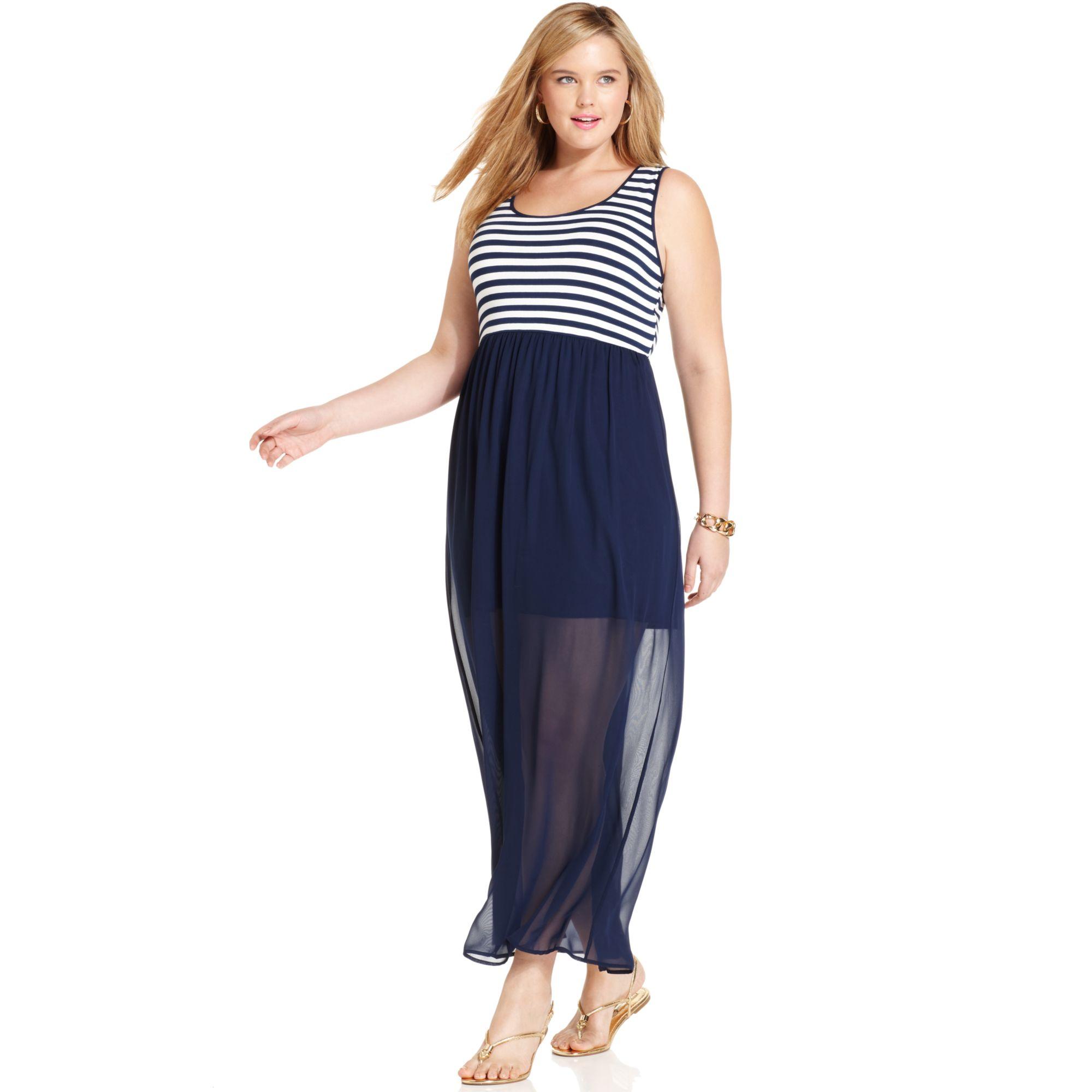 Soprano Plus Size Clothing