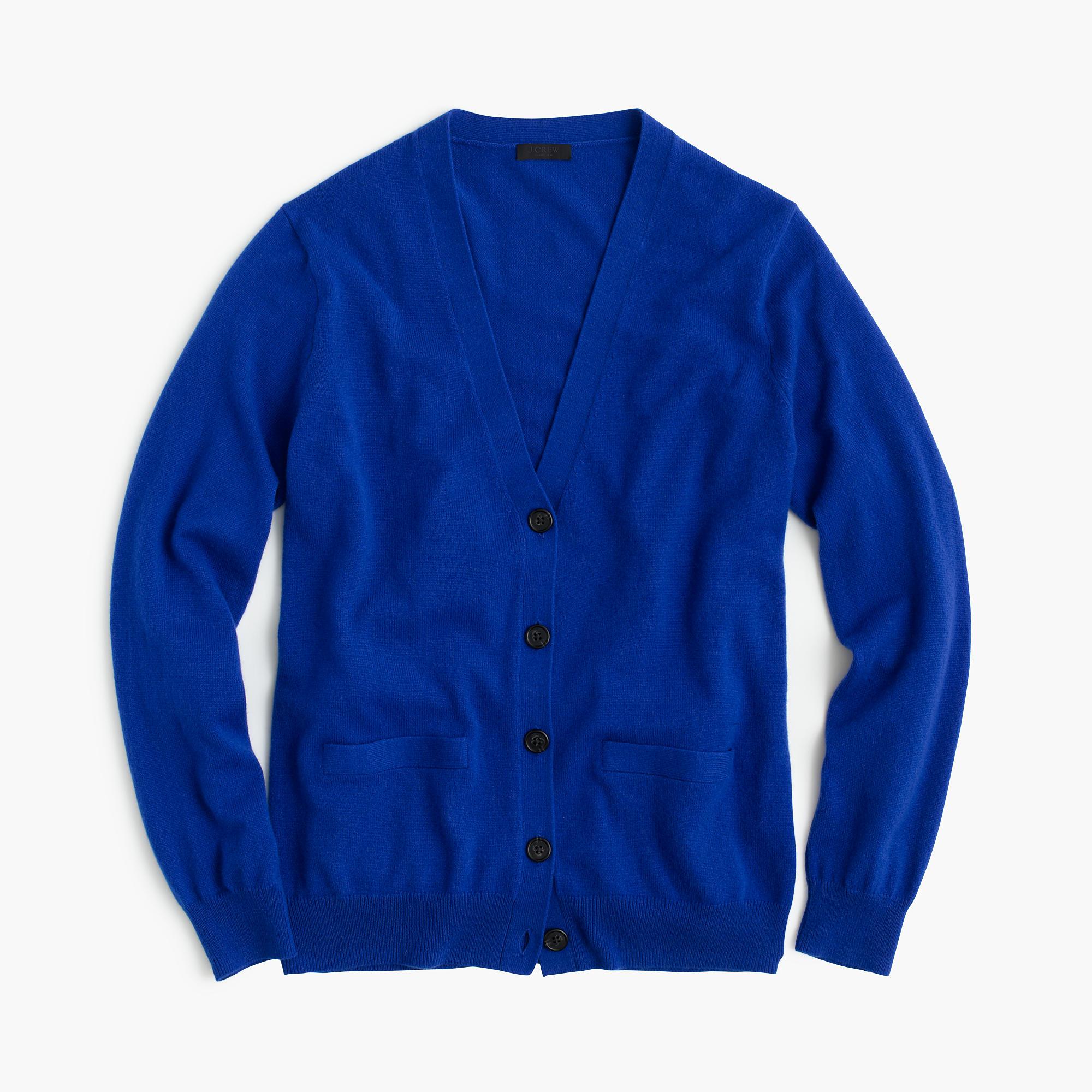 J Crew Collection Cashmere Boyfriend Cardigan Review - Cashmere ...