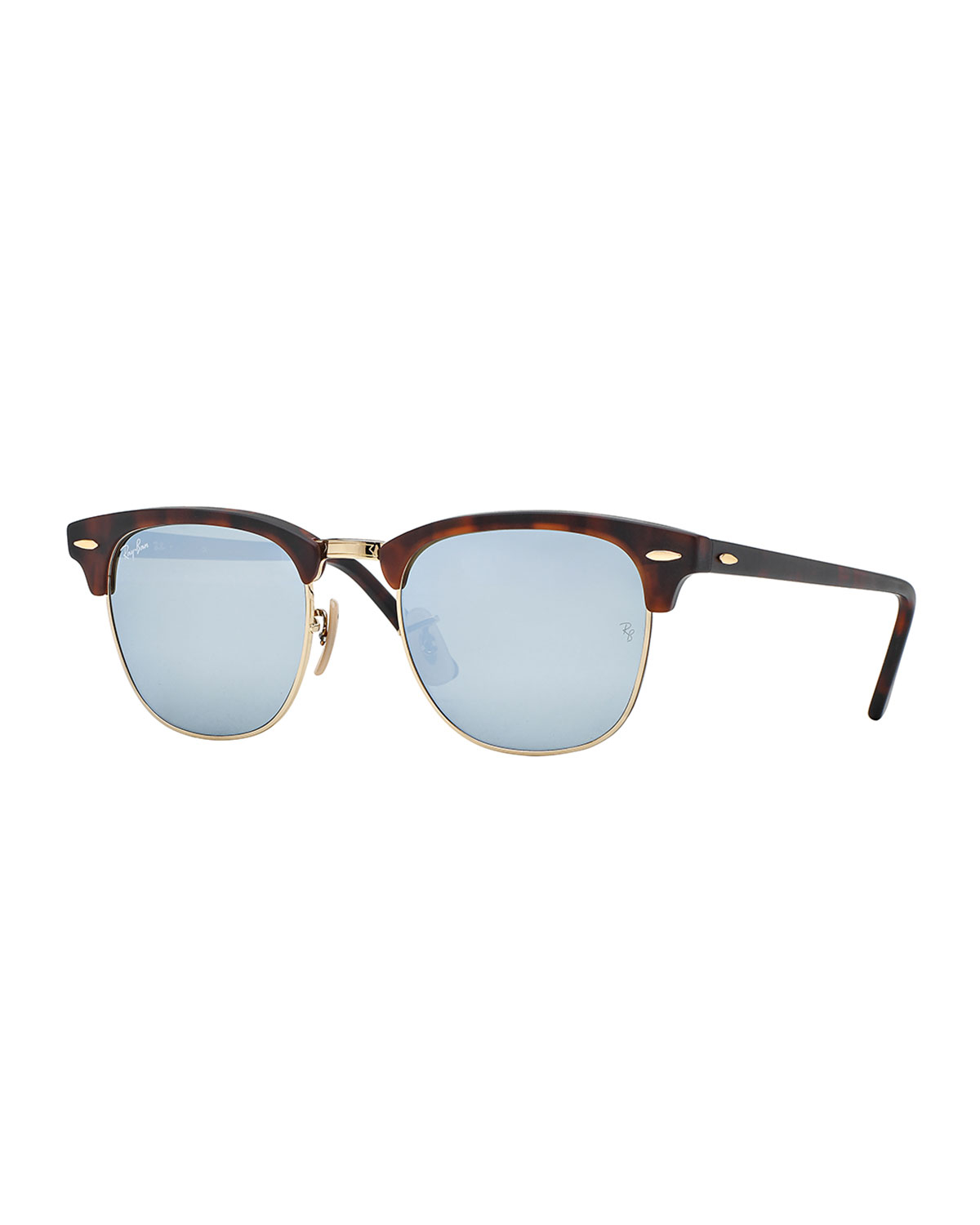 11deaa1879c Gallery. Previously sold at  Bergdorf Goodman · Men s Mirrored Sunglasses  Men s Ray Ban Clubmaster ...
