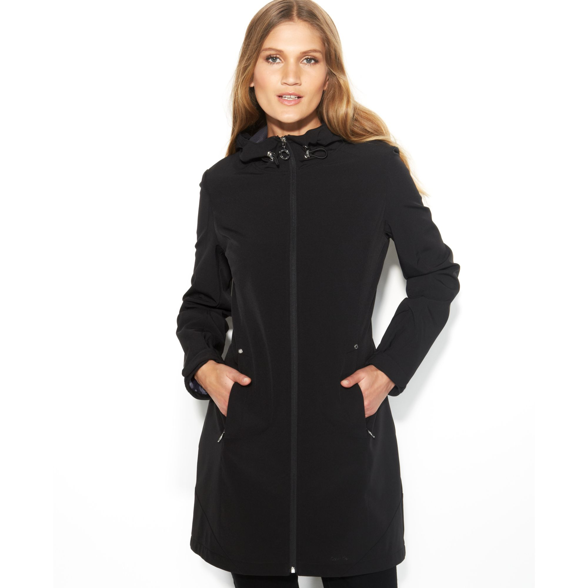 Collection Calvin Klein Long Coat Pictures - Reikian