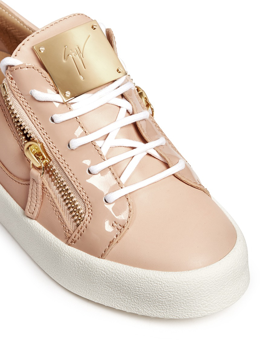 Giuseppe Zanotti Pink May London Sneakers bXSTs