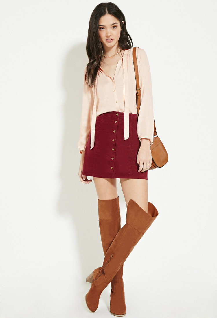 Bow Front Blouse Forever 21 Anlis