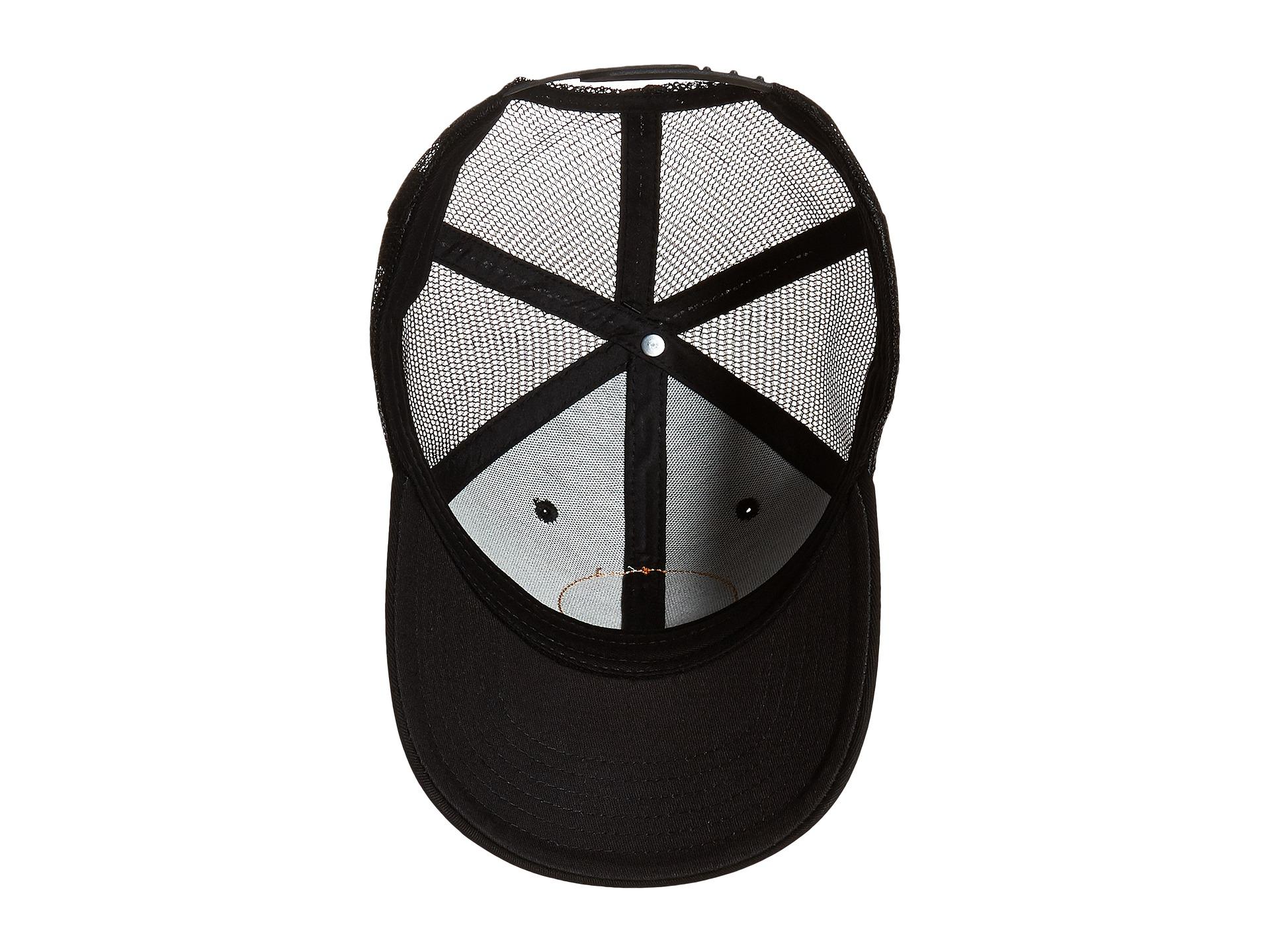 49d513af320 Lyst - Black Diamond Bd Trucker Hat in Black for Men