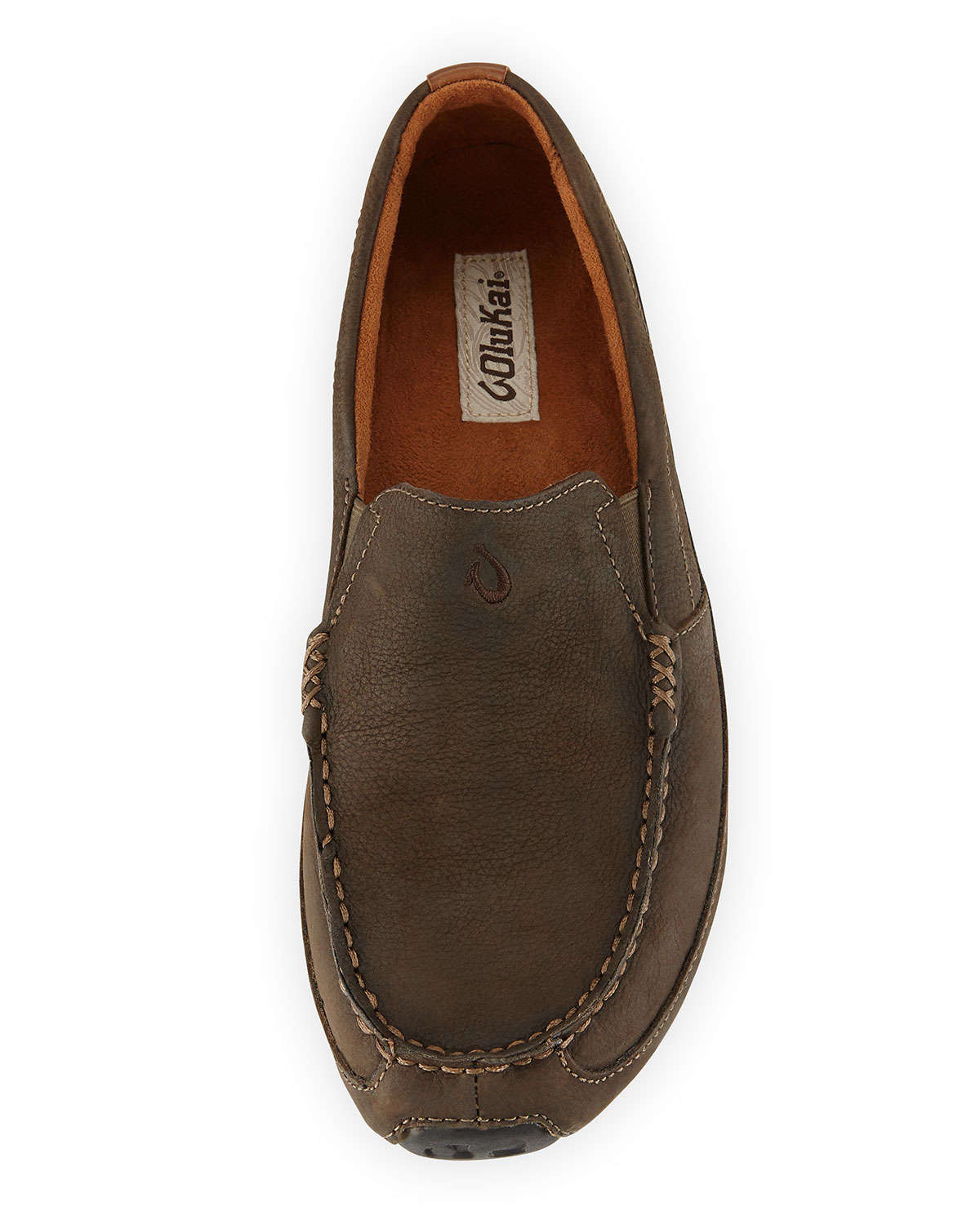 d8eb5b30016 Lyst - Olukai Akepa Moc Leather Loafer in Brown for Men