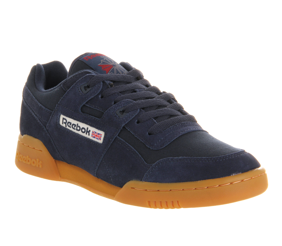 Reebok Workout Plus in Blue for Men - Lyst 4013bc372
