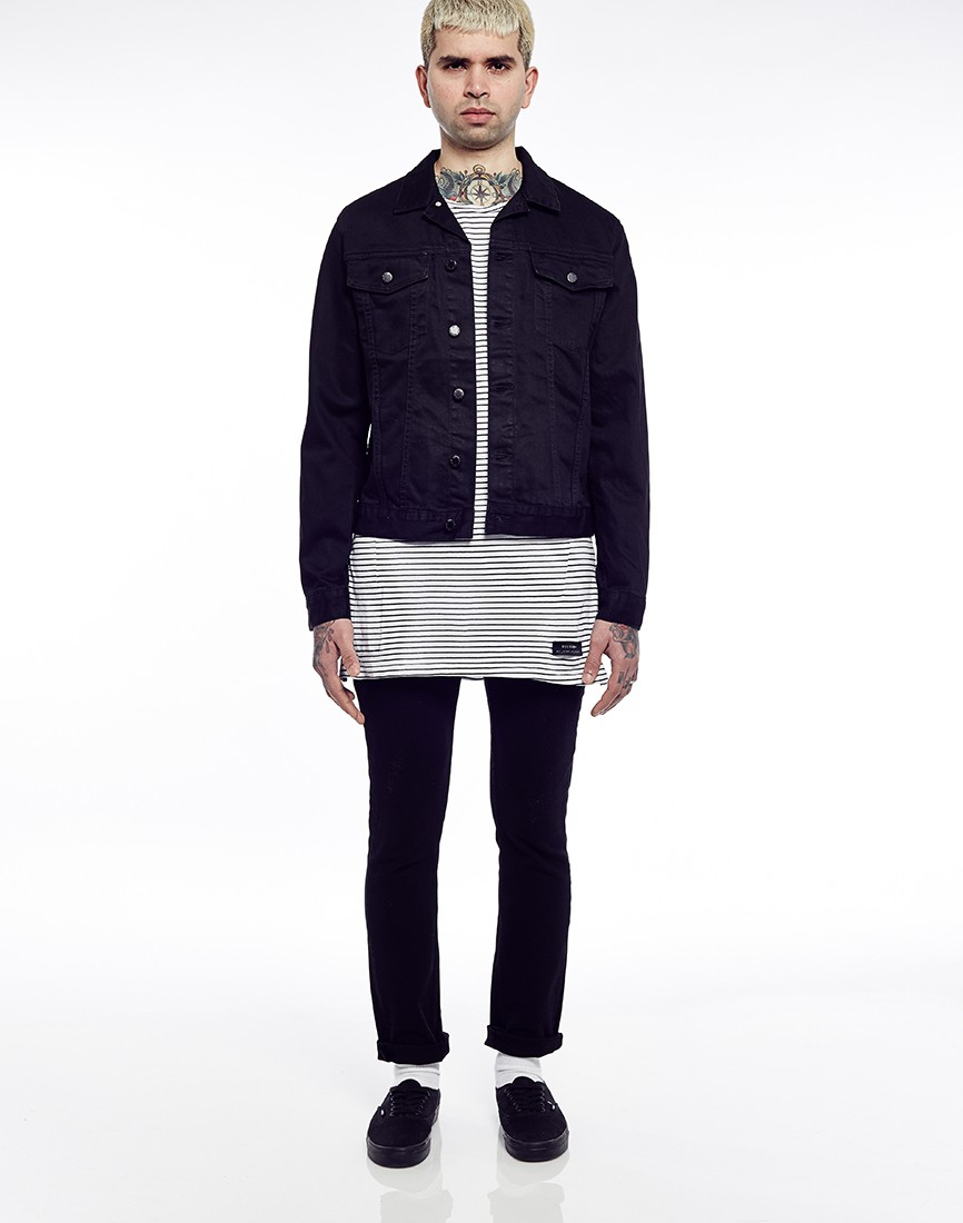 30 results for cheap monday denim jacket Save cheap monday denim jacket to get e-mail alerts and updates on your eBay Feed. Unfollow cheap monday denim jacket to .