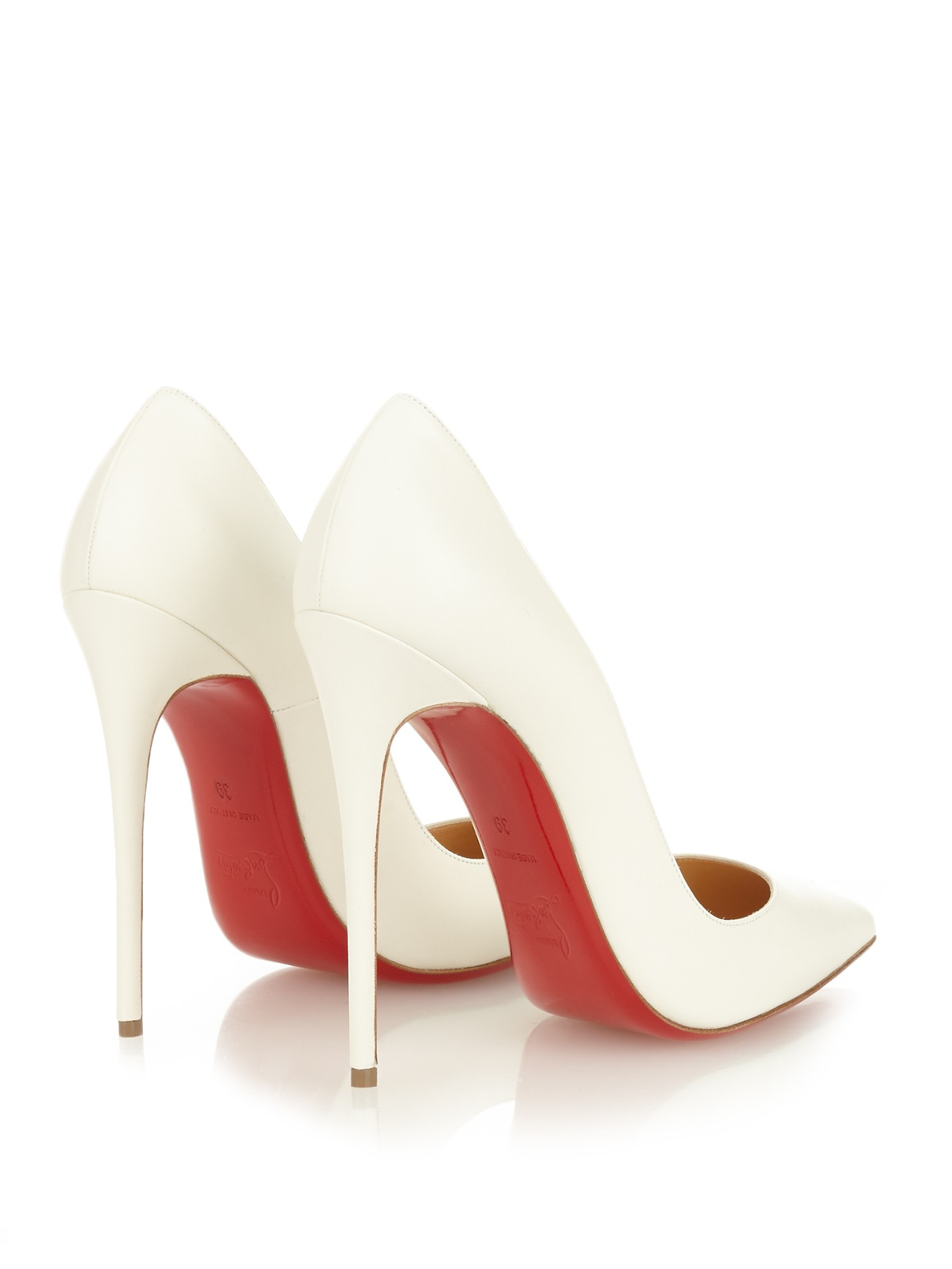 d5d65de9a090 Gallery. Previously sold at  MATCHESFASHION.COM · Women s Christian  Louboutin So Kate
