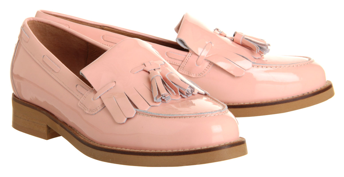 office extravaganza loafer in pink lyst