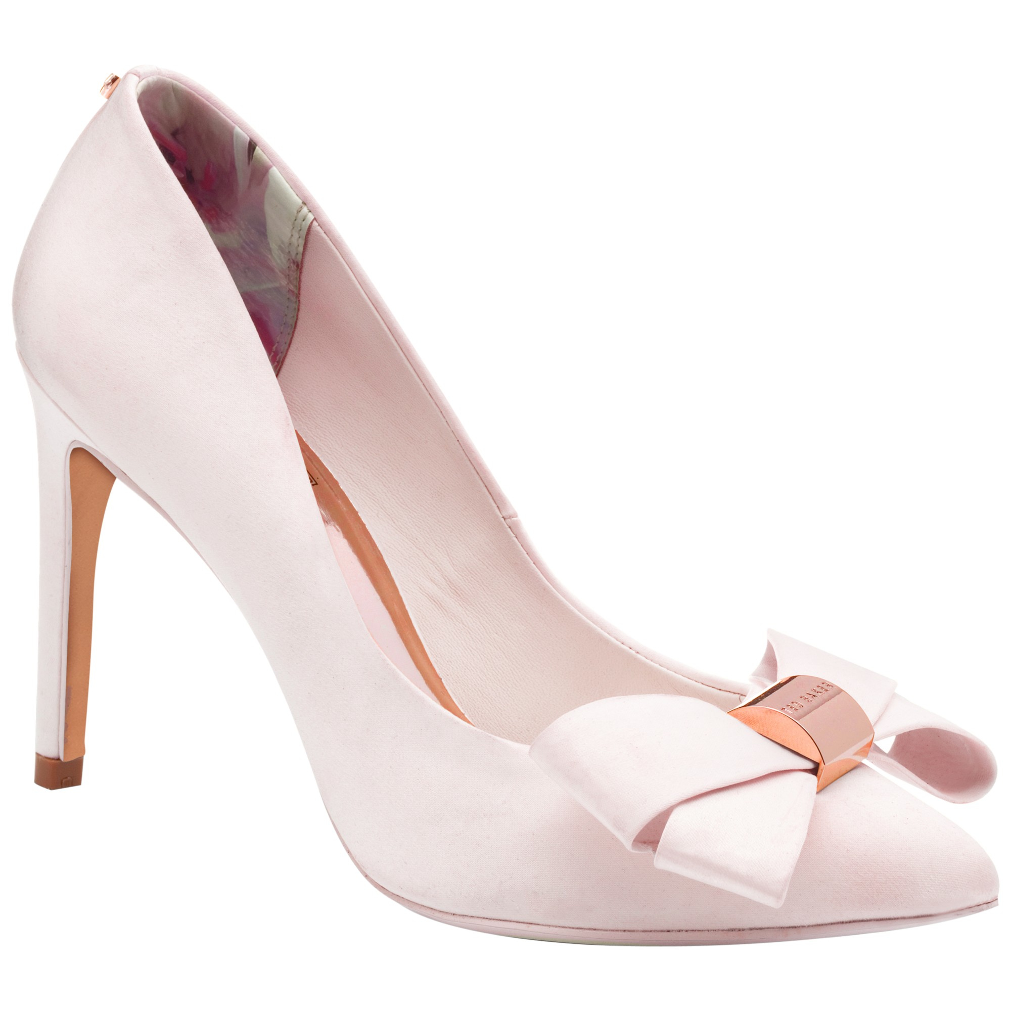 Baby Pink Court Shoes Uk