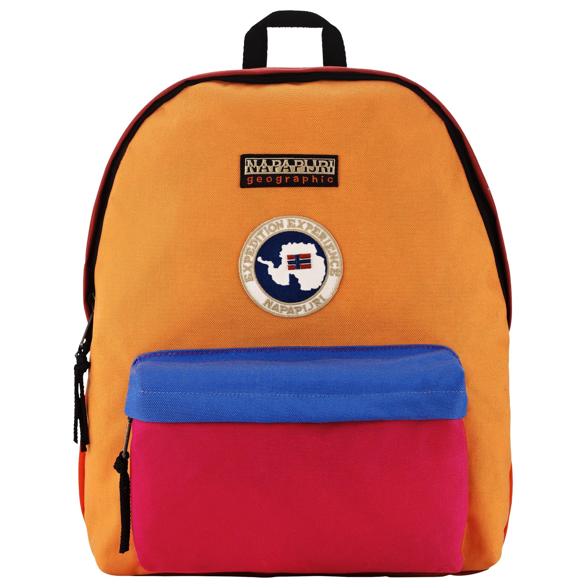 20b54d0a64af Napapijri Voyage Colour Block Backpack for Men - Lyst