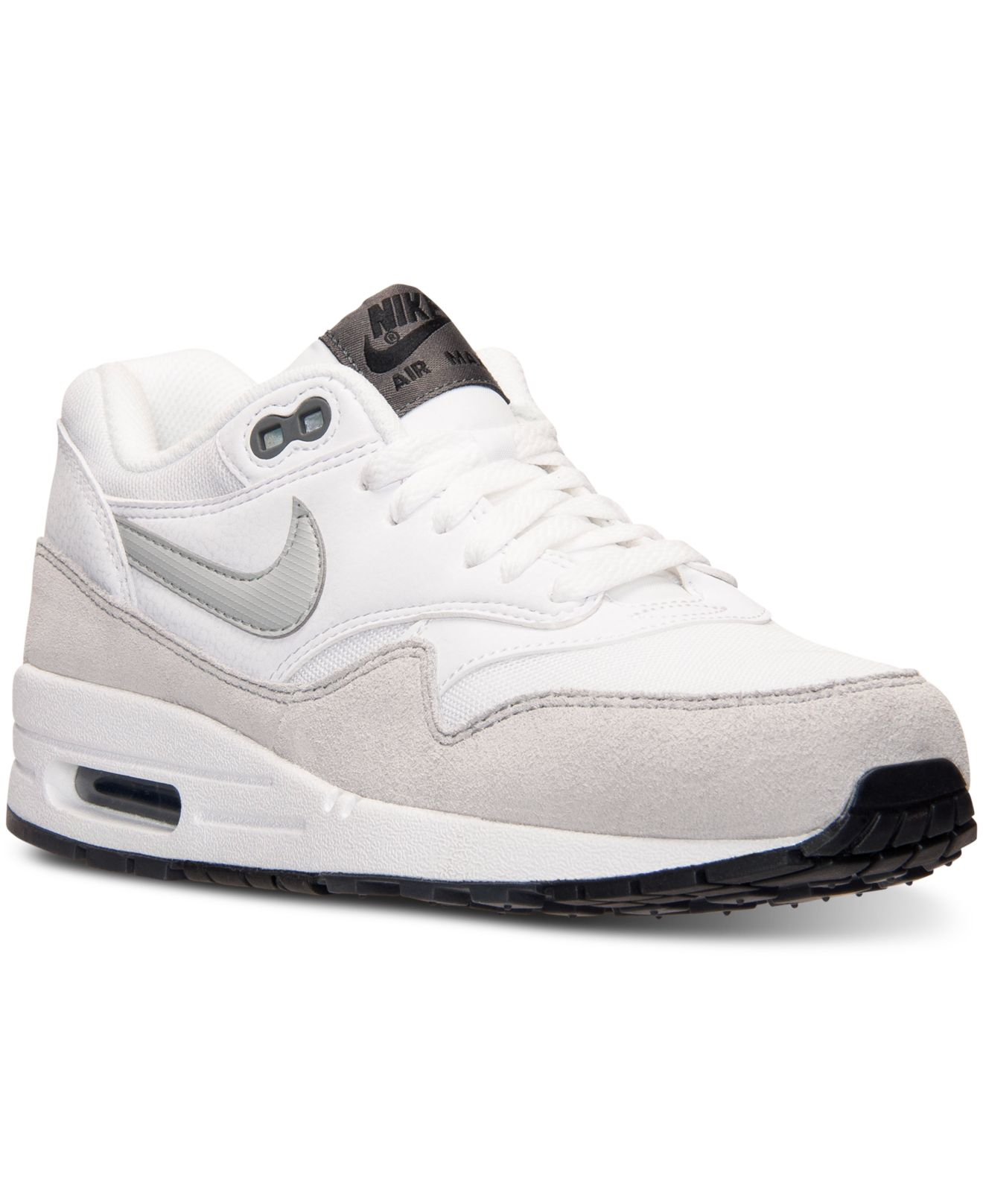 huge discount e2761 94185 Gallery. Previously sold at  Macy s · Women s Nike Air Max 1 ...