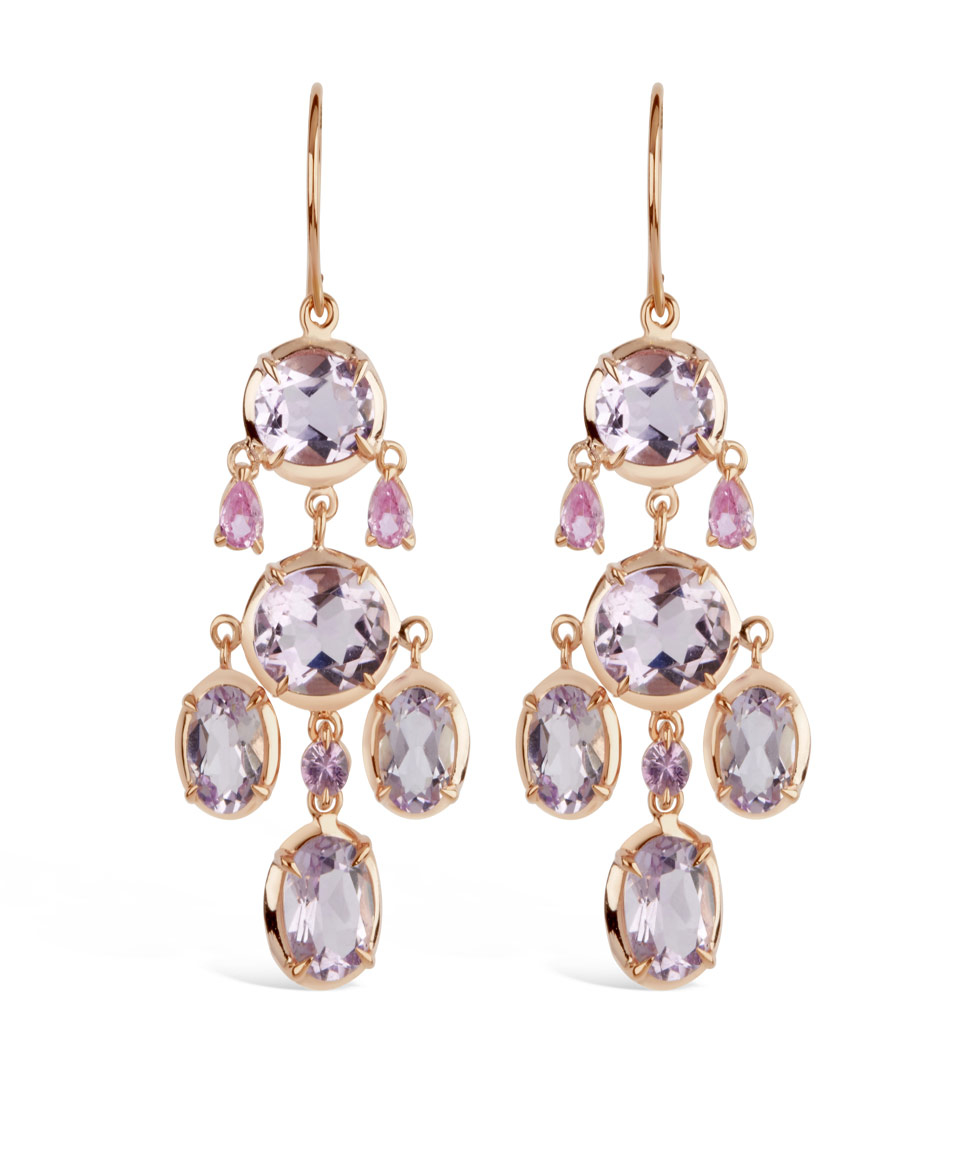 Source · 9ct White Gold Amethyst Earrings Ideas