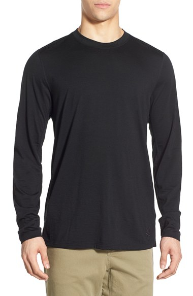 Lyst - Ibex  all Day  Long Sleeve Merino Wool Jersey T-shirt in ... c1425c295
