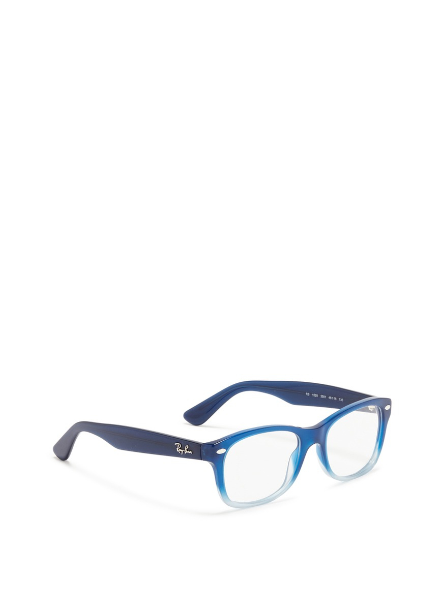 ray ban ombre glasses frames  gallery