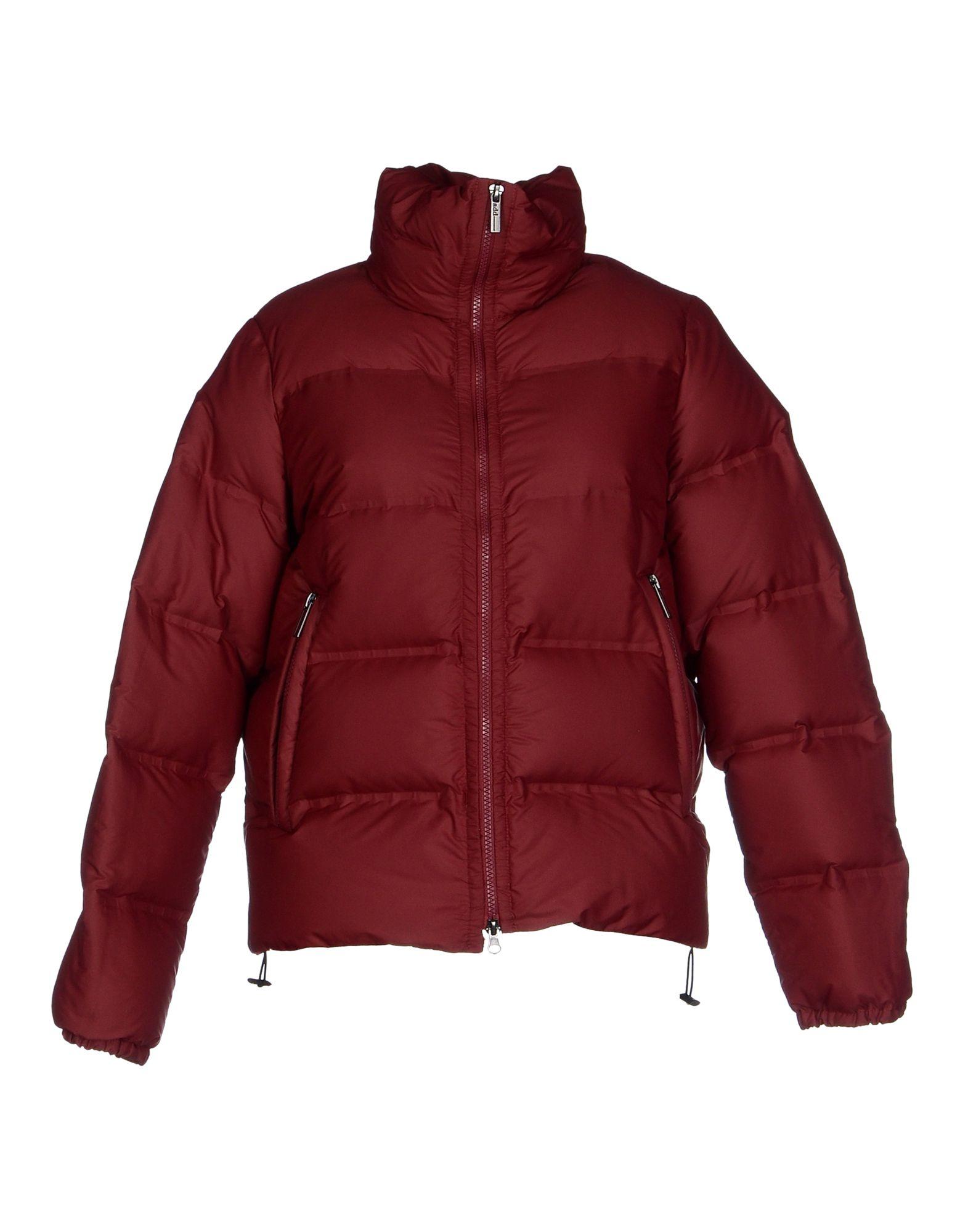Add Down Jacket In Purple Lyst