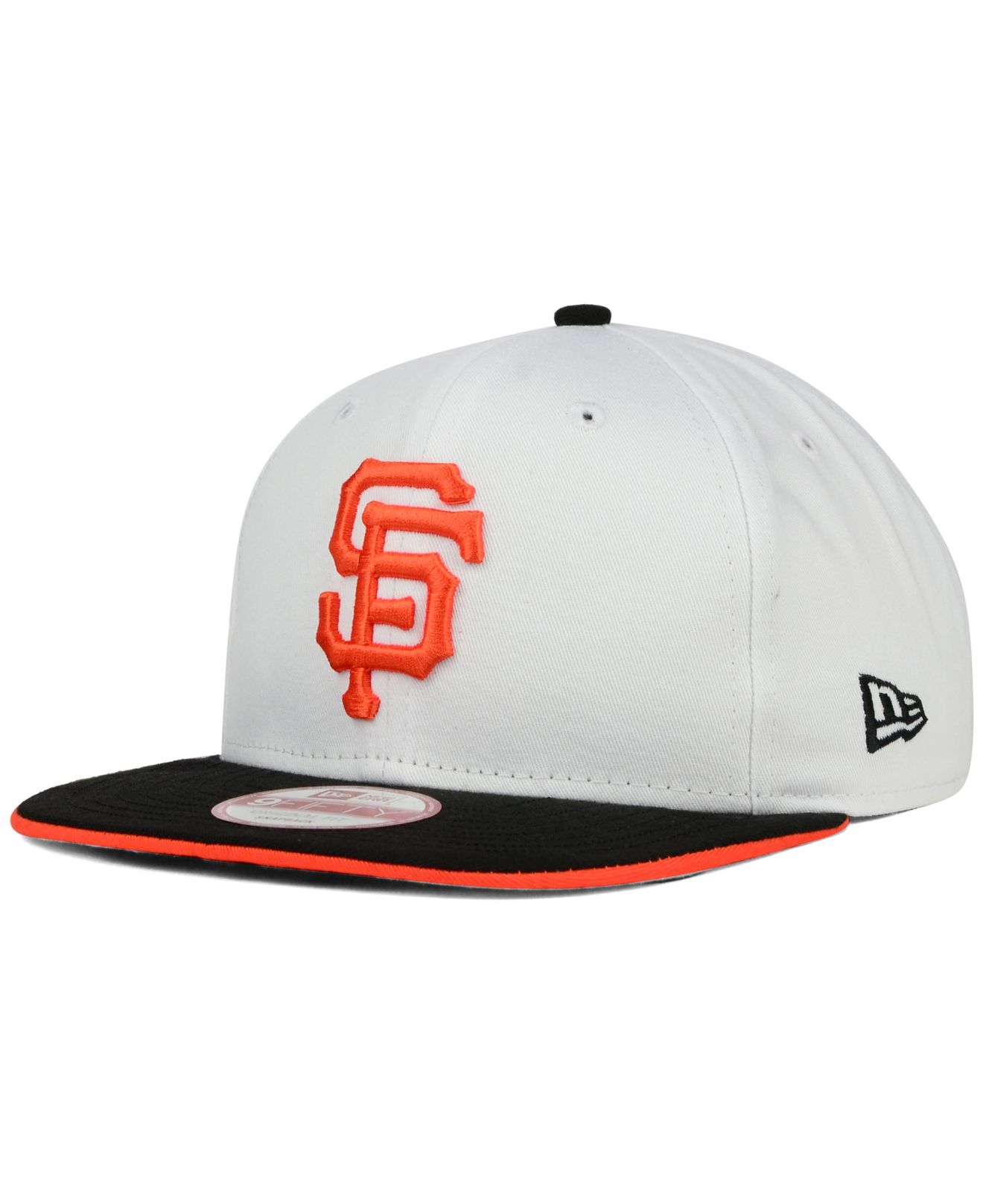 95a4171360c Lyst - KTZ San Francisco Giants Under Snapper 9fifty Snapback Cap in ...