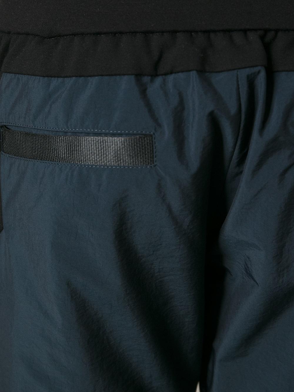 Iceberg Tracksuit Trousers In Blue For Men Lyst