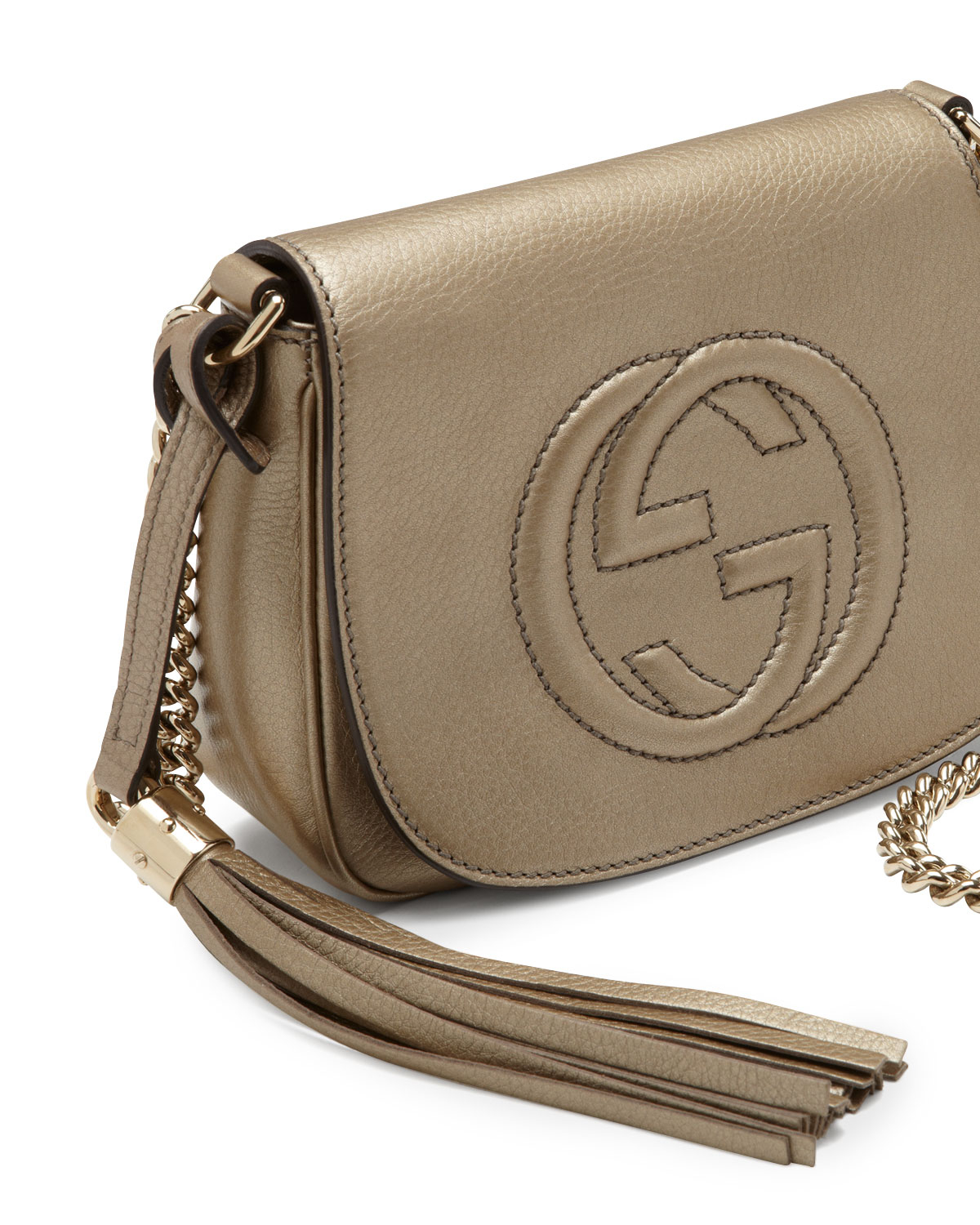 f3ebbe768f5a Gallery. Previously sold at: Bergdorf Goodman · Women's Gucci Soho Bag