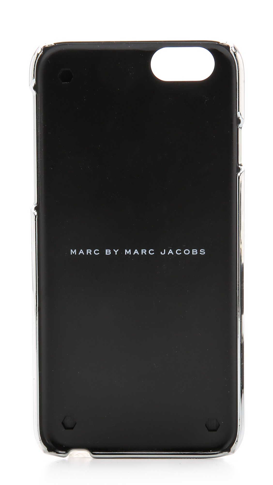 marc by marc jacobs metallic iphone 6 case metallic. Black Bedroom Furniture Sets. Home Design Ideas