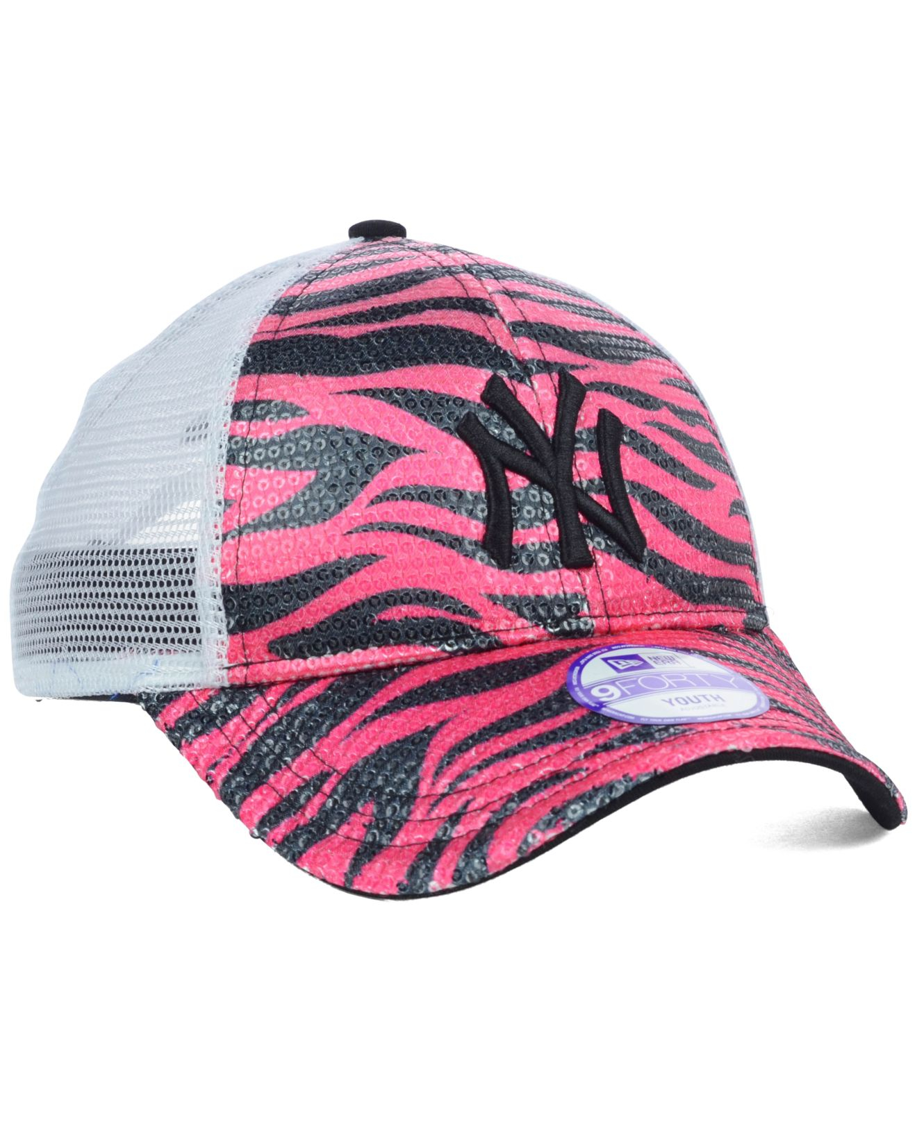 Lyst - KTZ New York Yankees Anti-Dazzle 9Forty Kids  Cap Or Toddlers ... ad6079b0eef