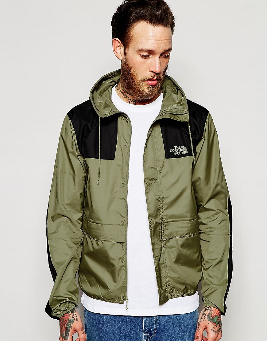 488ace0a9f cheap the north face 1985 mountain jacket hooded in white stickerbomb e1330  f8e42  real gallery. mens the north face resolve mens tuxedo jackets ce5f3  32510