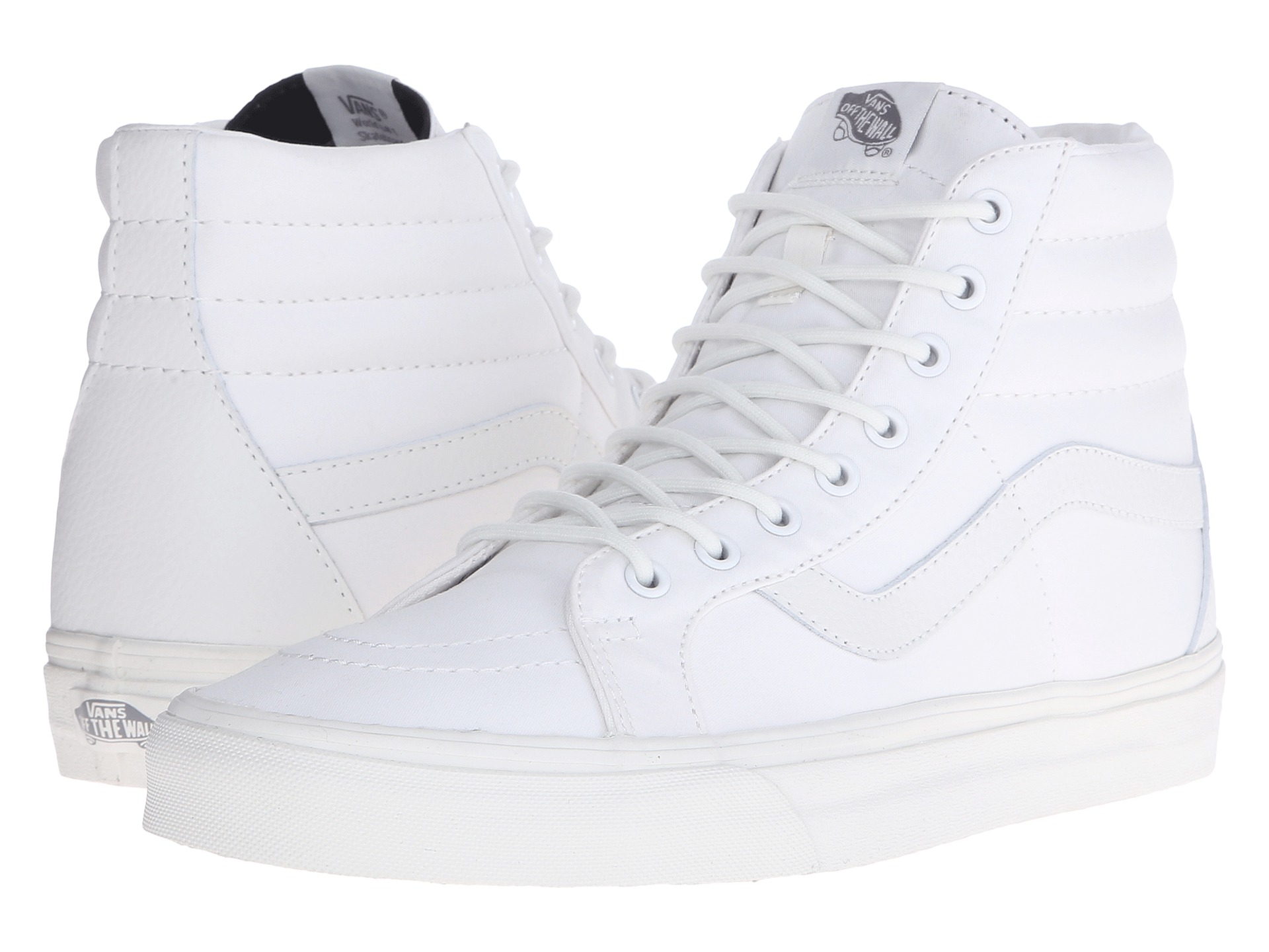 b28d3d7b83 Lyst - Vans Sk8-hi Reissue in White for Men