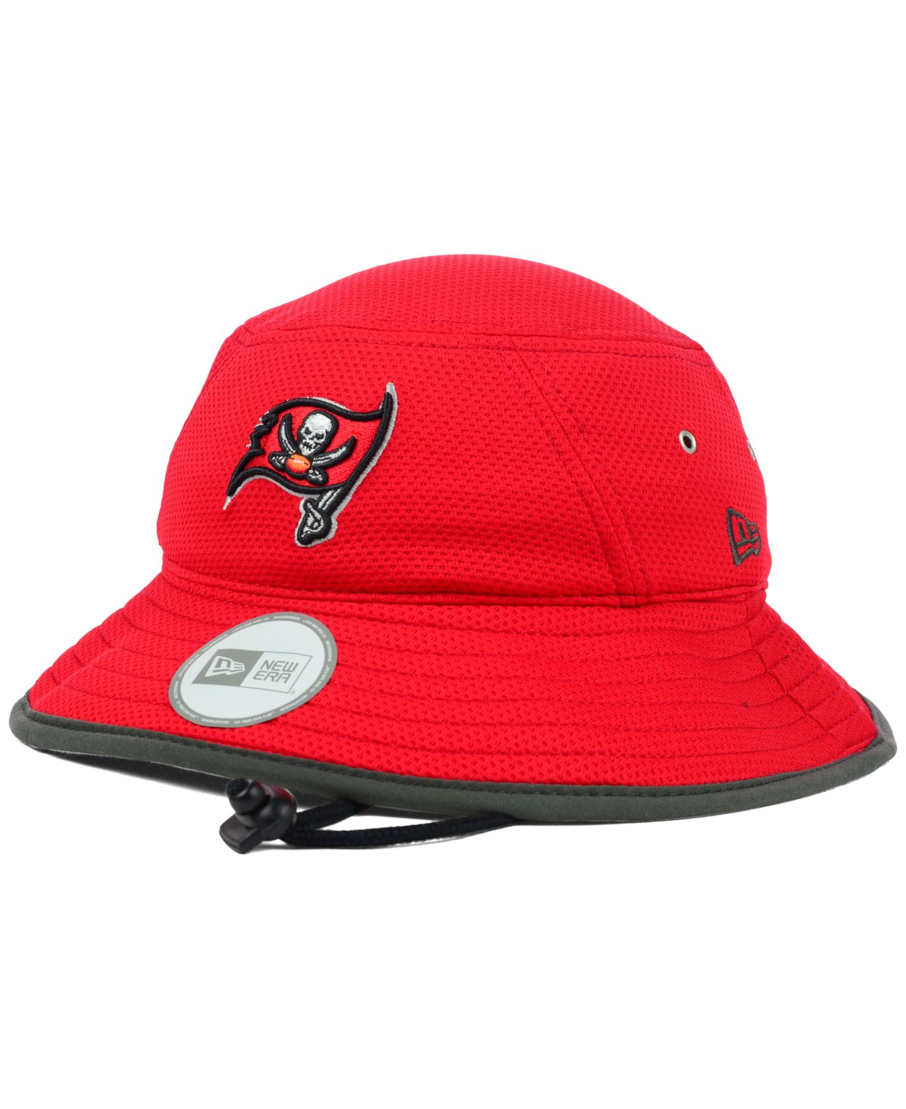 Lyst - KTZ Tampa Bay Buccaneers Tc Training Bucket Hat in Red for Men 3742b3d6f