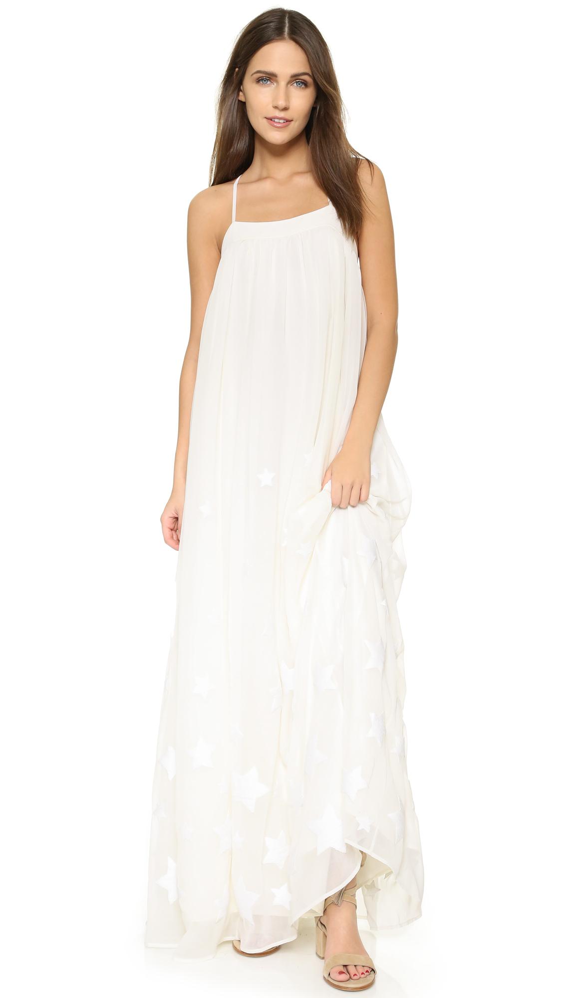 ... Mara Hoffman Striped organic cottonblend terry jumpsuit Blue Women,mara  hoffman embroidered dress,In ...