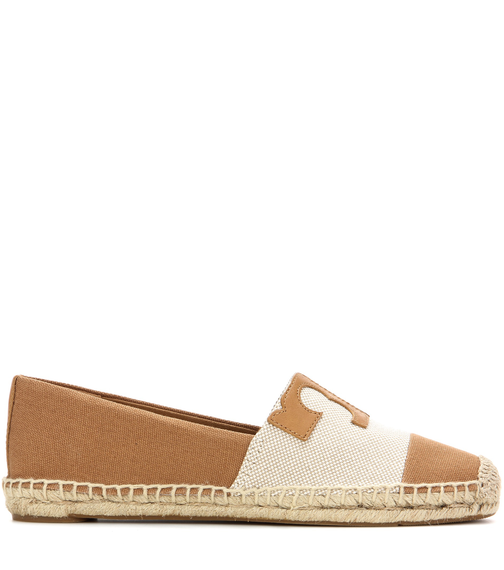 5b1358d17eb Tory Burch Veranda Espadrilles in Natural - Lyst