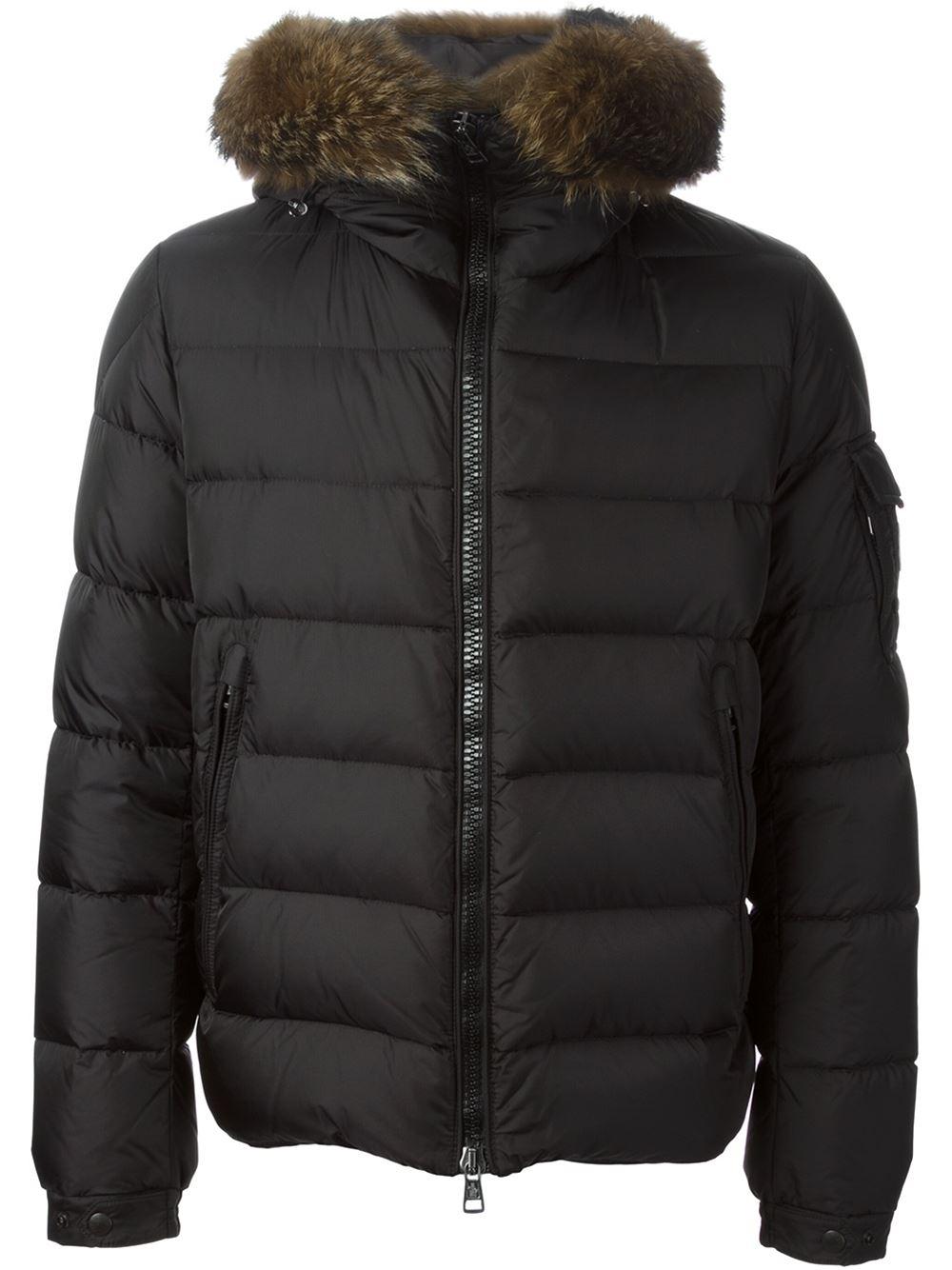 moncler byron camouflage padded jacket