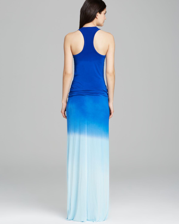 Lyst Young Fabulous Amp Broke Maxi Dress Hamptons Ombre In