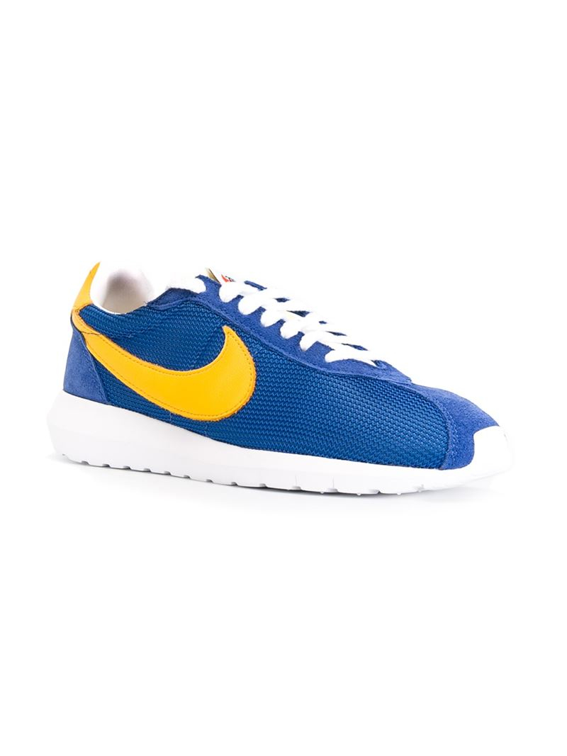 nike 39 roshe ld 1000 39 sneakers in blue lyst. Black Bedroom Furniture Sets. Home Design Ideas