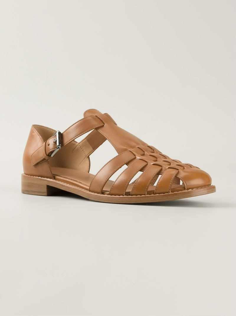 3667f8a5b28 Lyst - Church s  Kelsey  Sandals in Brown