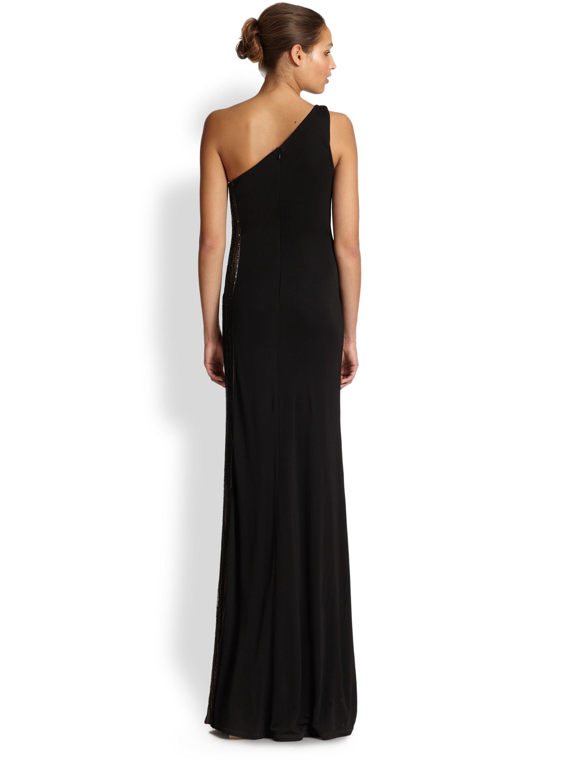David Meister One Shoulder Dress – fashion dresses
