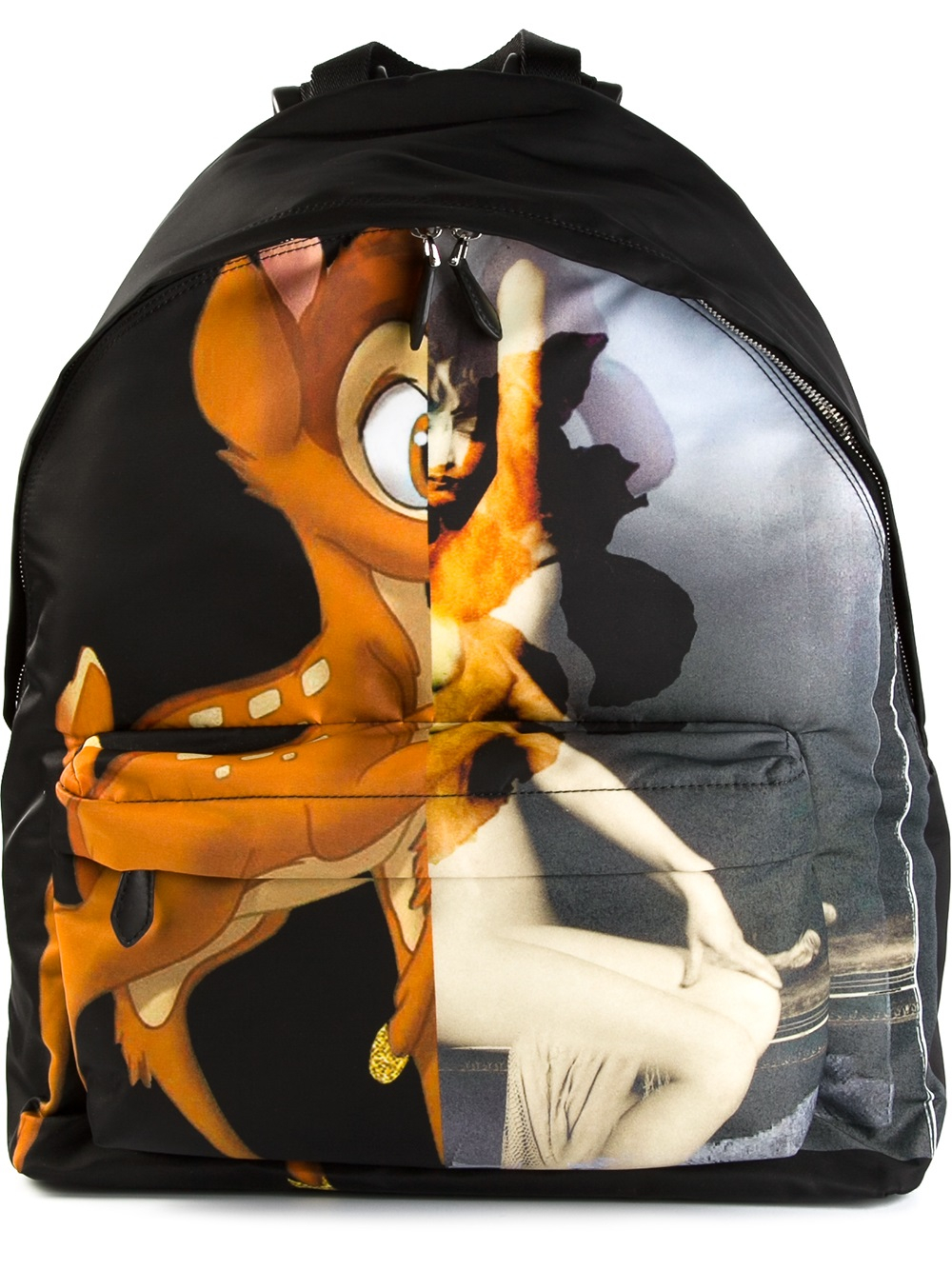 Givenchy Bambi And Female Form Backpack For Men Lyst