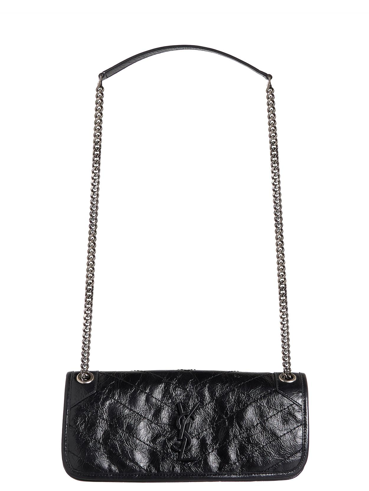 aa7dcf4ef231 Saint Laurent SAINT LAURENT PARIS Small Niki bag in Black - Lyst