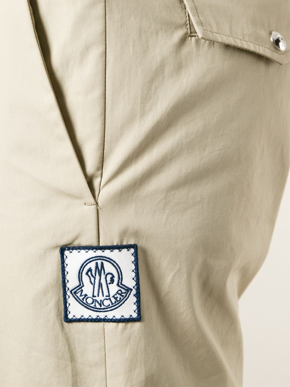 Moncler Chinos beige