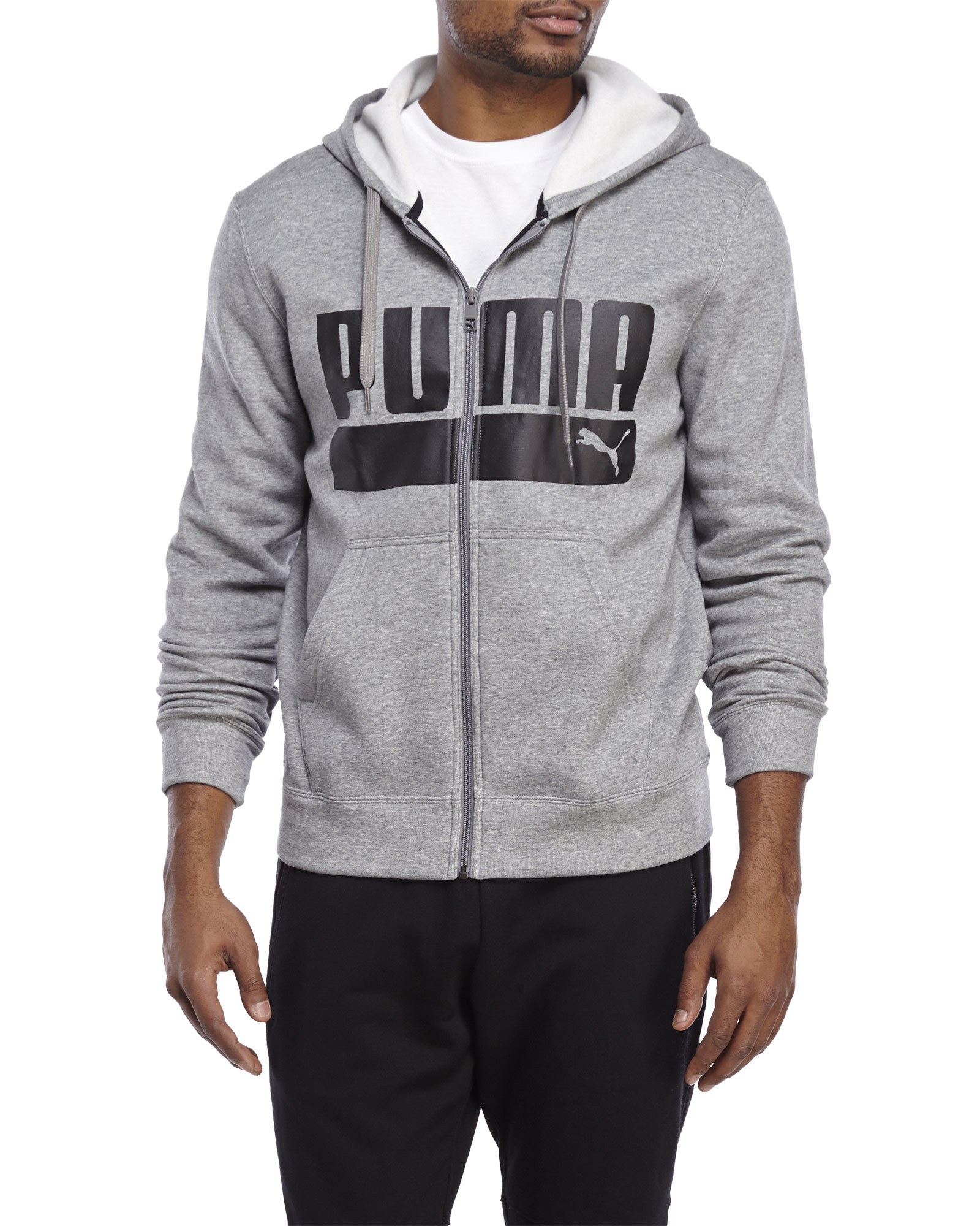 9b82d8a901a5 Gallery. Previously sold at  Century 21 · Men s Logo Sweatshirts Men s Zip  Up ...