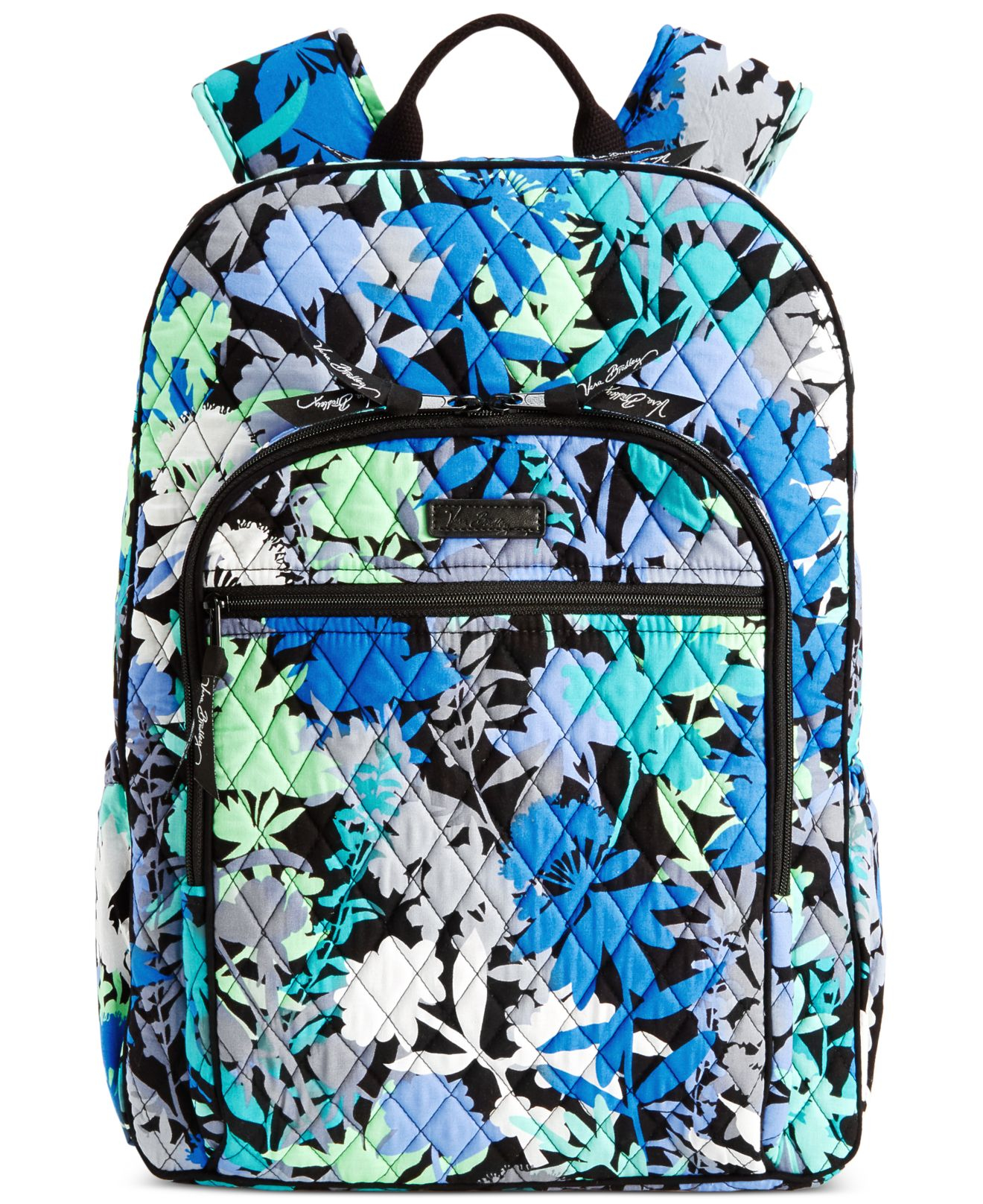 Lyst Vera Bradley Campus Backpack In Blue