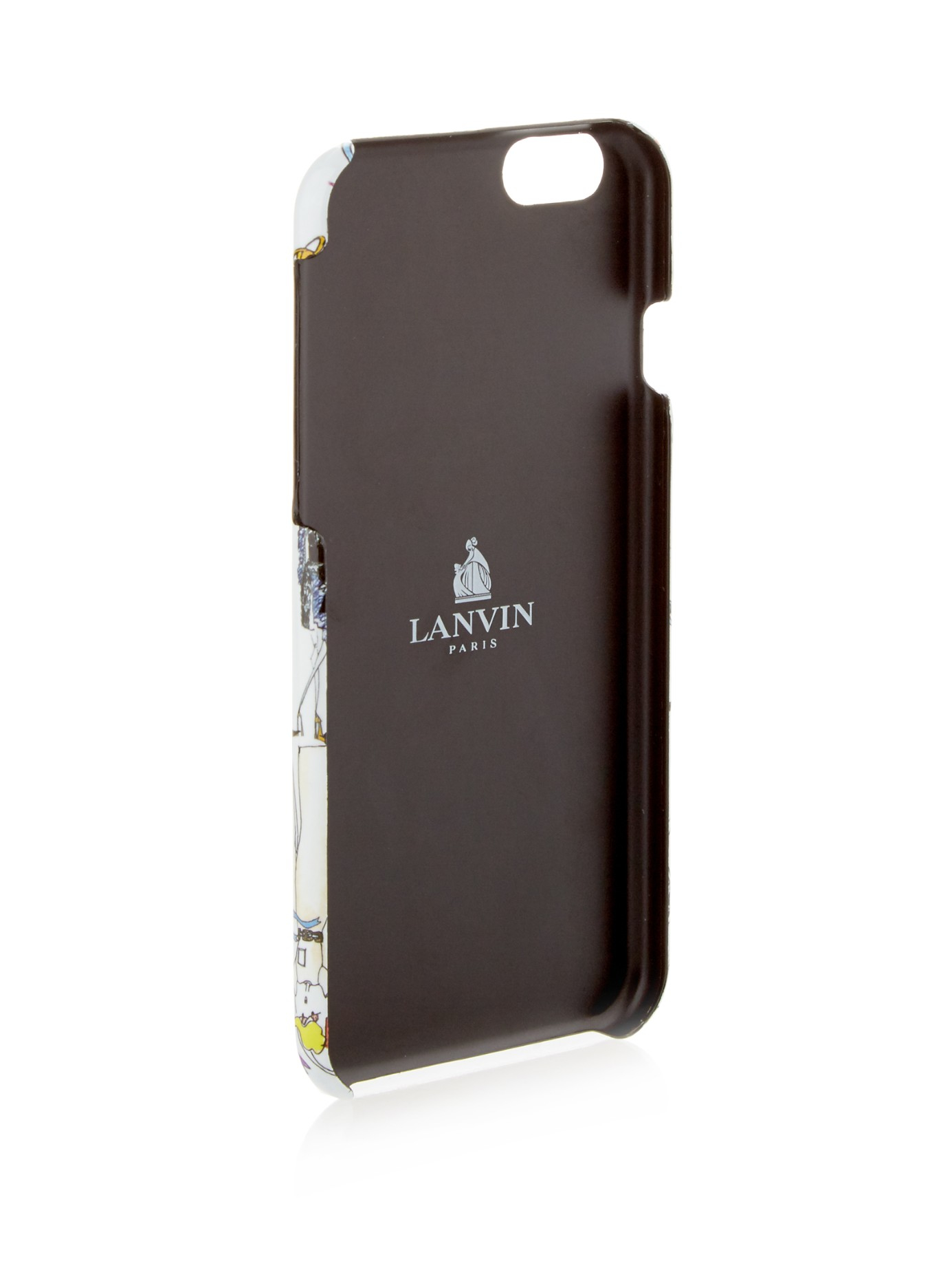 Lanvin : Multicolor Alber Girls Iphoneu00ae 6 Case : Lyst