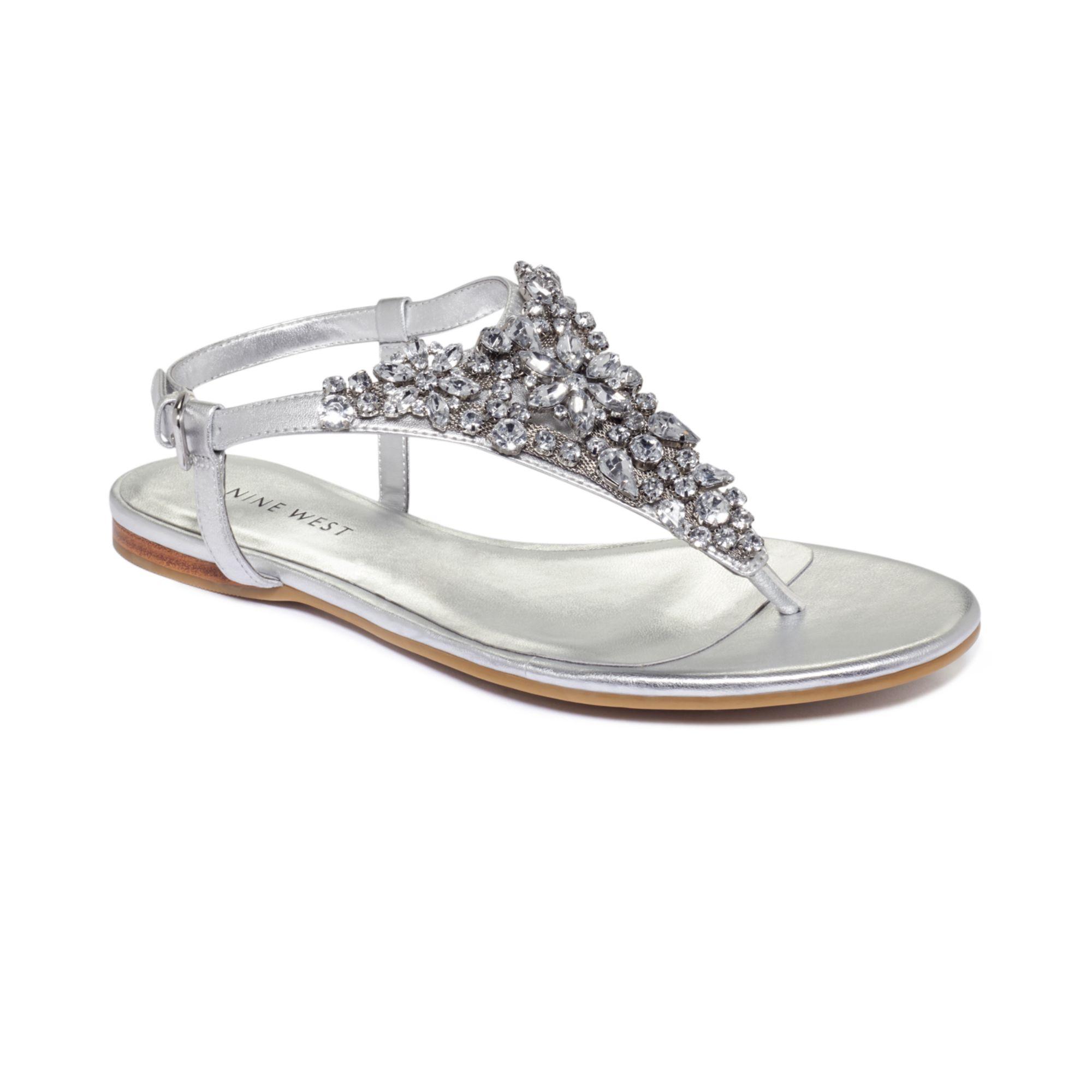 Flat Wedding Shoes Macy