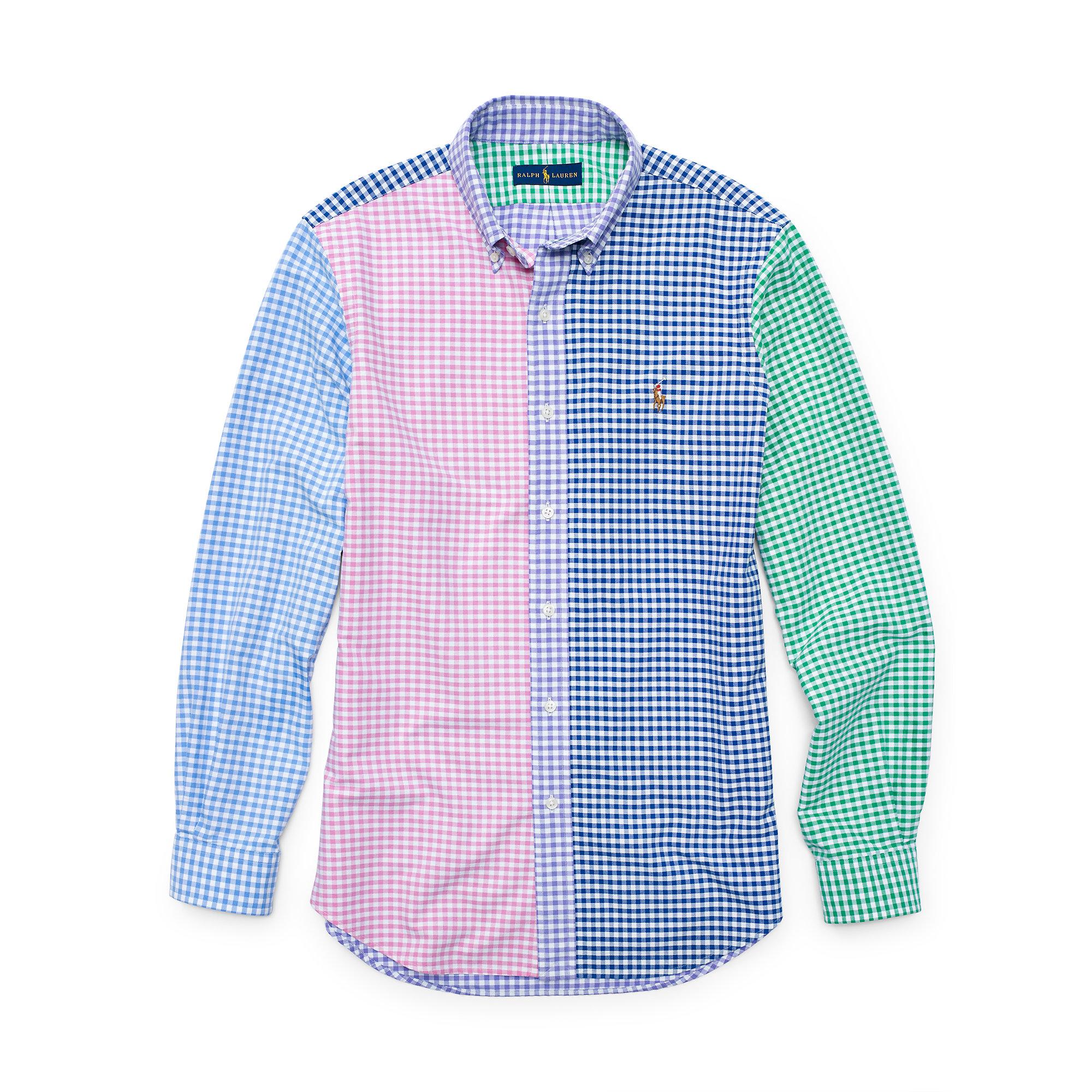 Ralph Lauren Polo Dress Shirts For Men