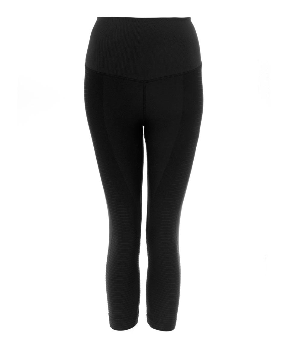 Capri Leggings Black