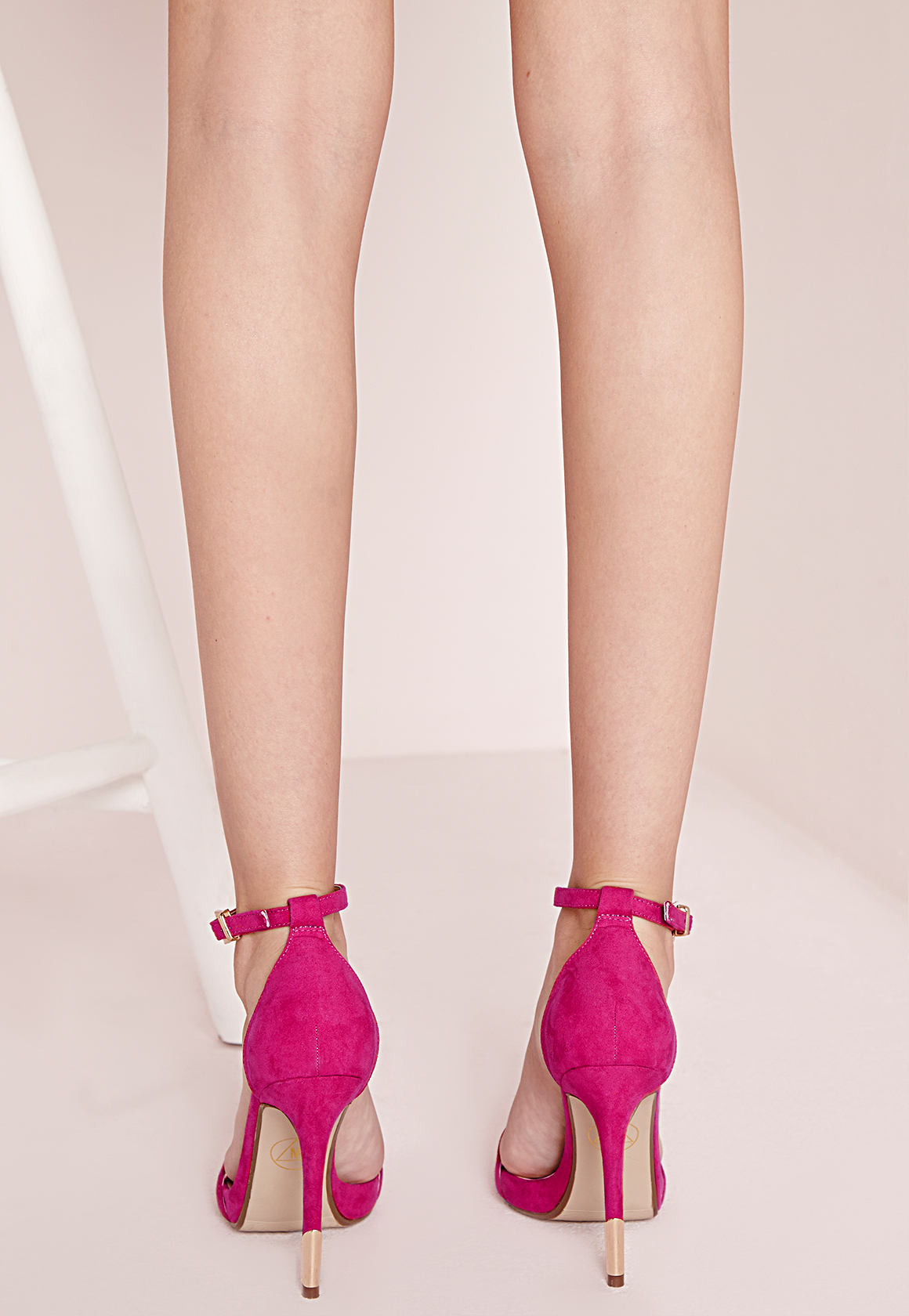 missguided barely there pink