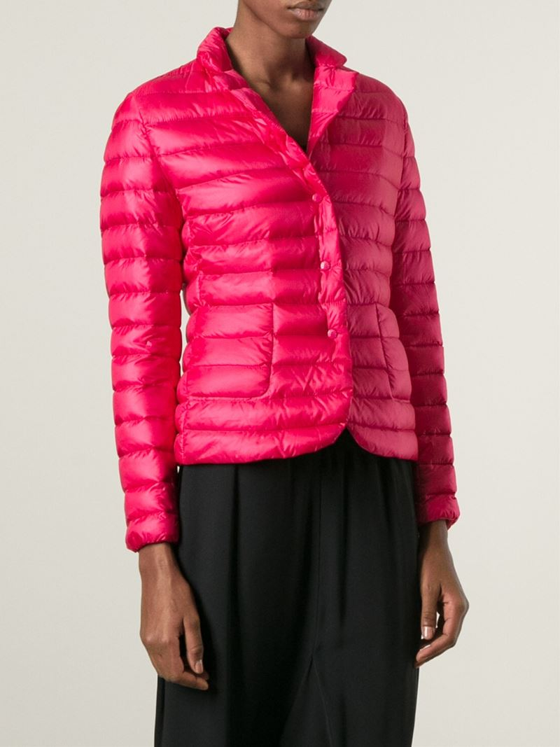 Pink Padded Jacket Snhyky