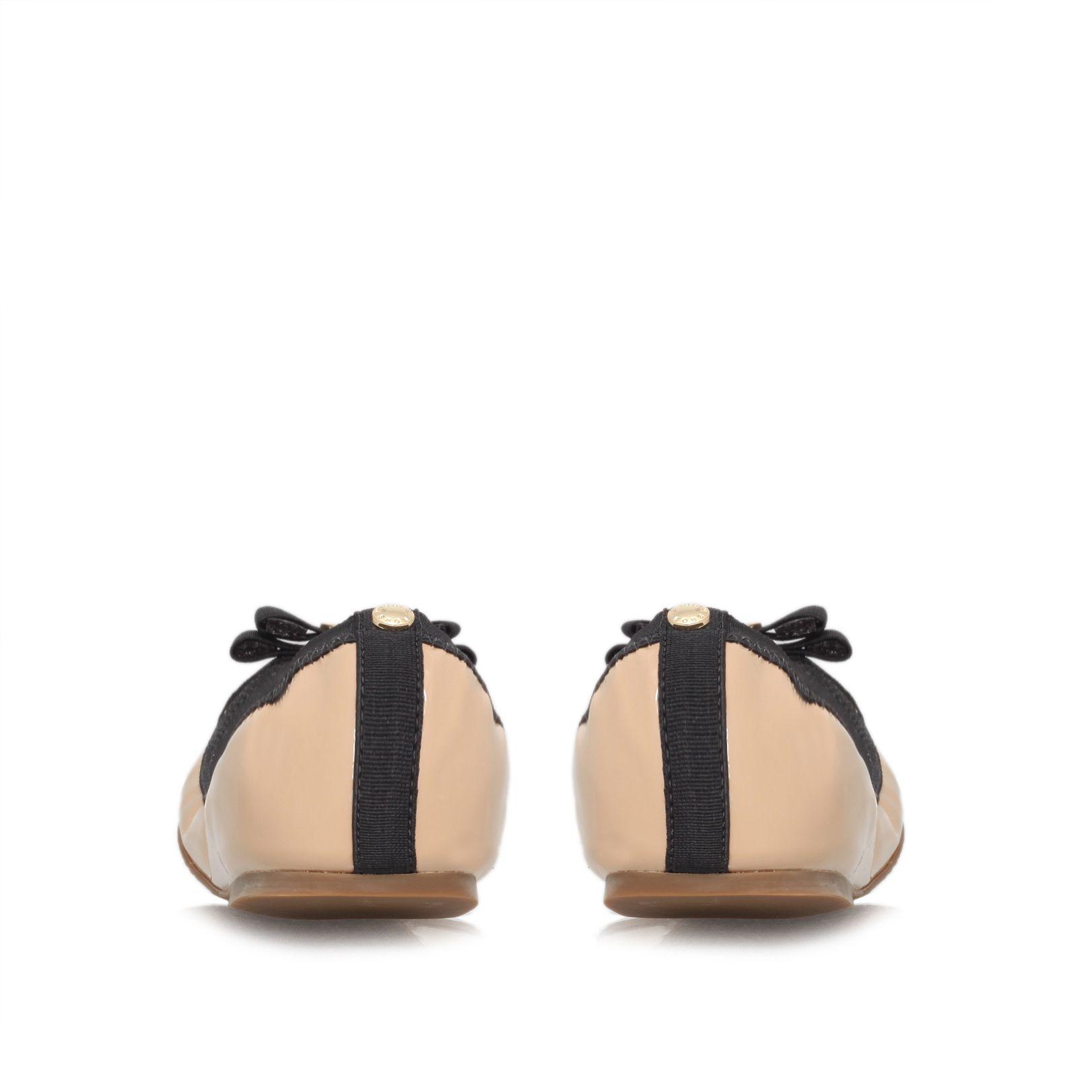 michael kors ballerina schwarz michael kors ramsey. Black Bedroom Furniture Sets. Home Design Ideas