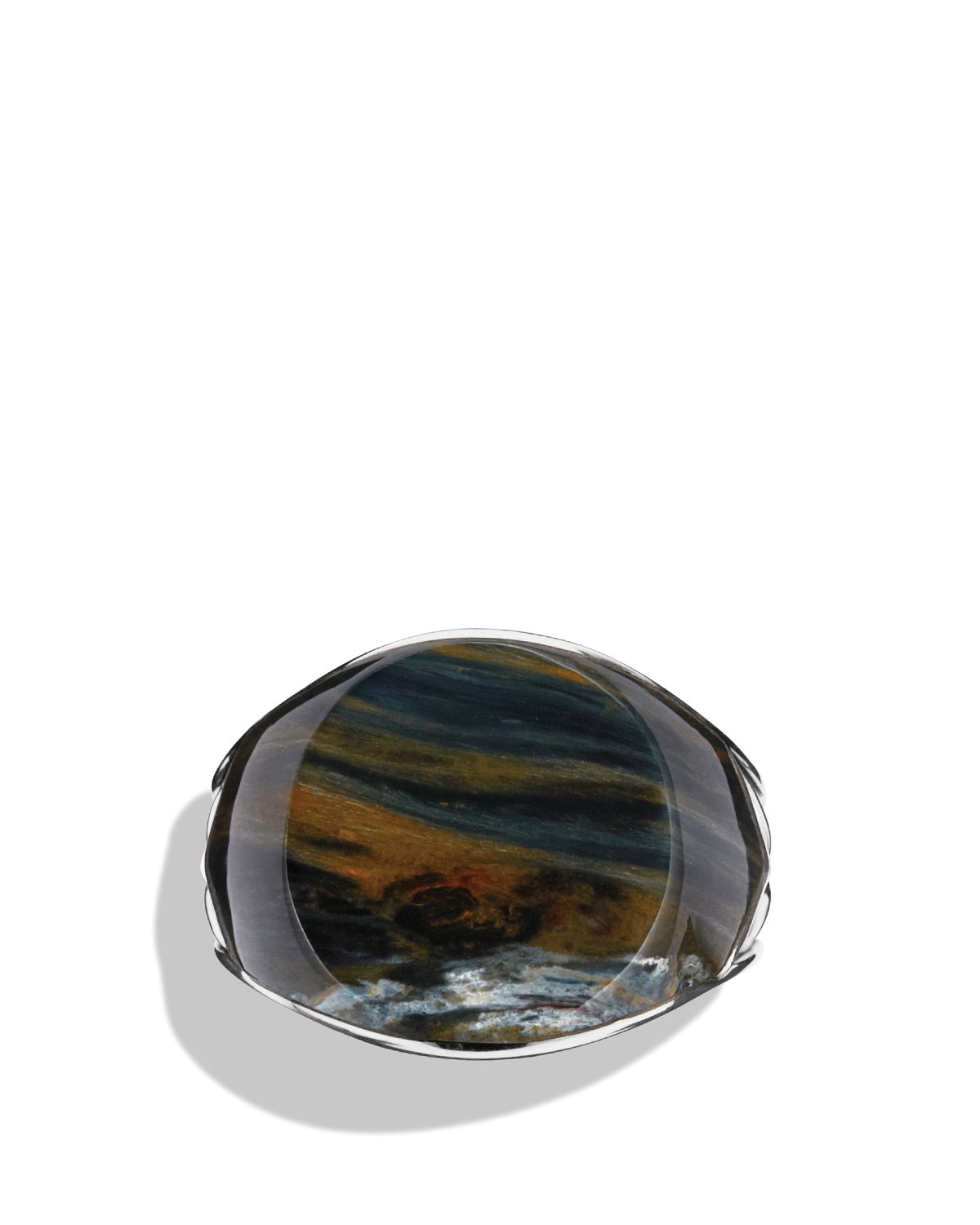 pietersite signet official men pin rings david stone store ring yurman exotic