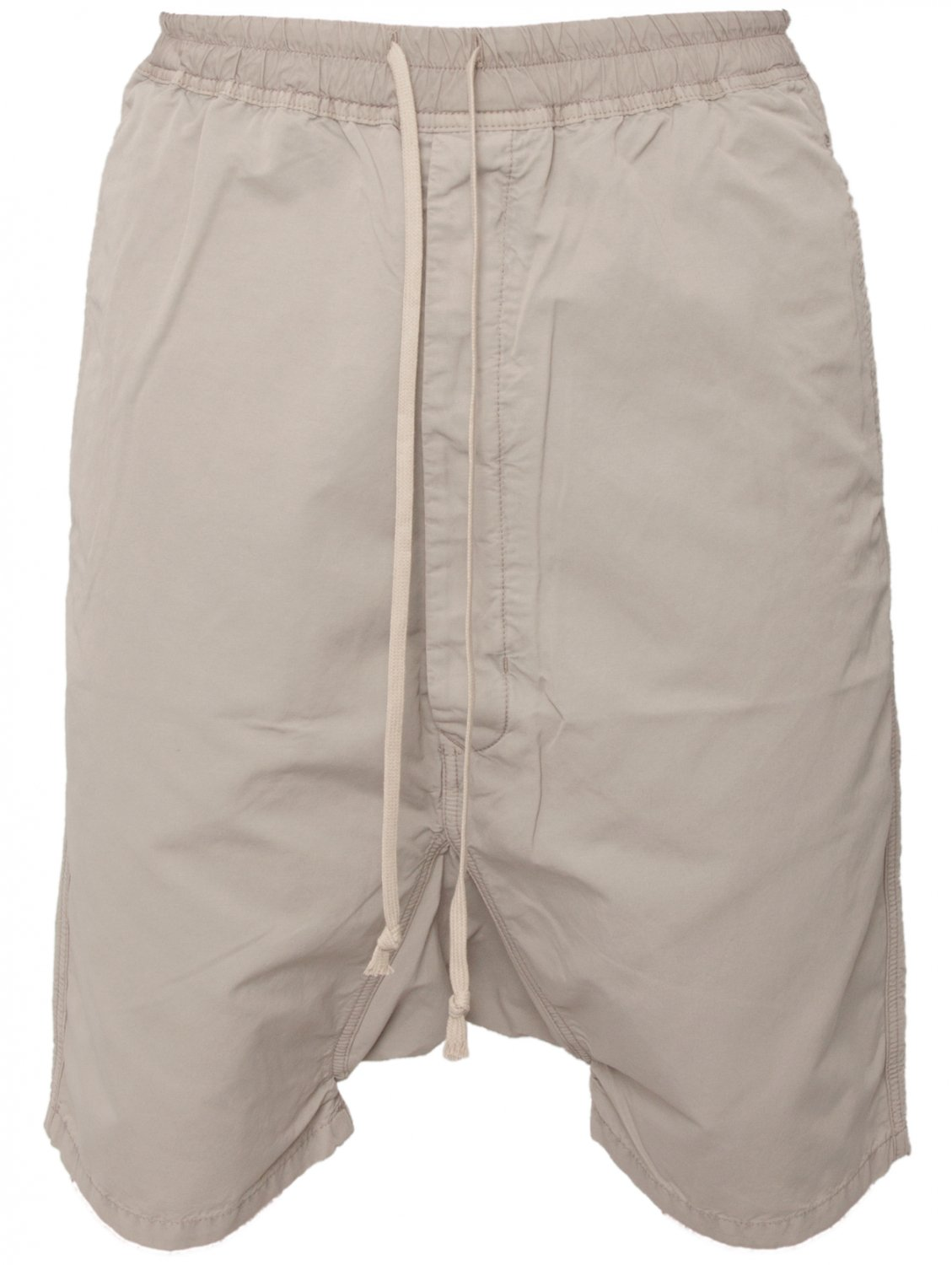 drawstring shorts - White Rick Owens